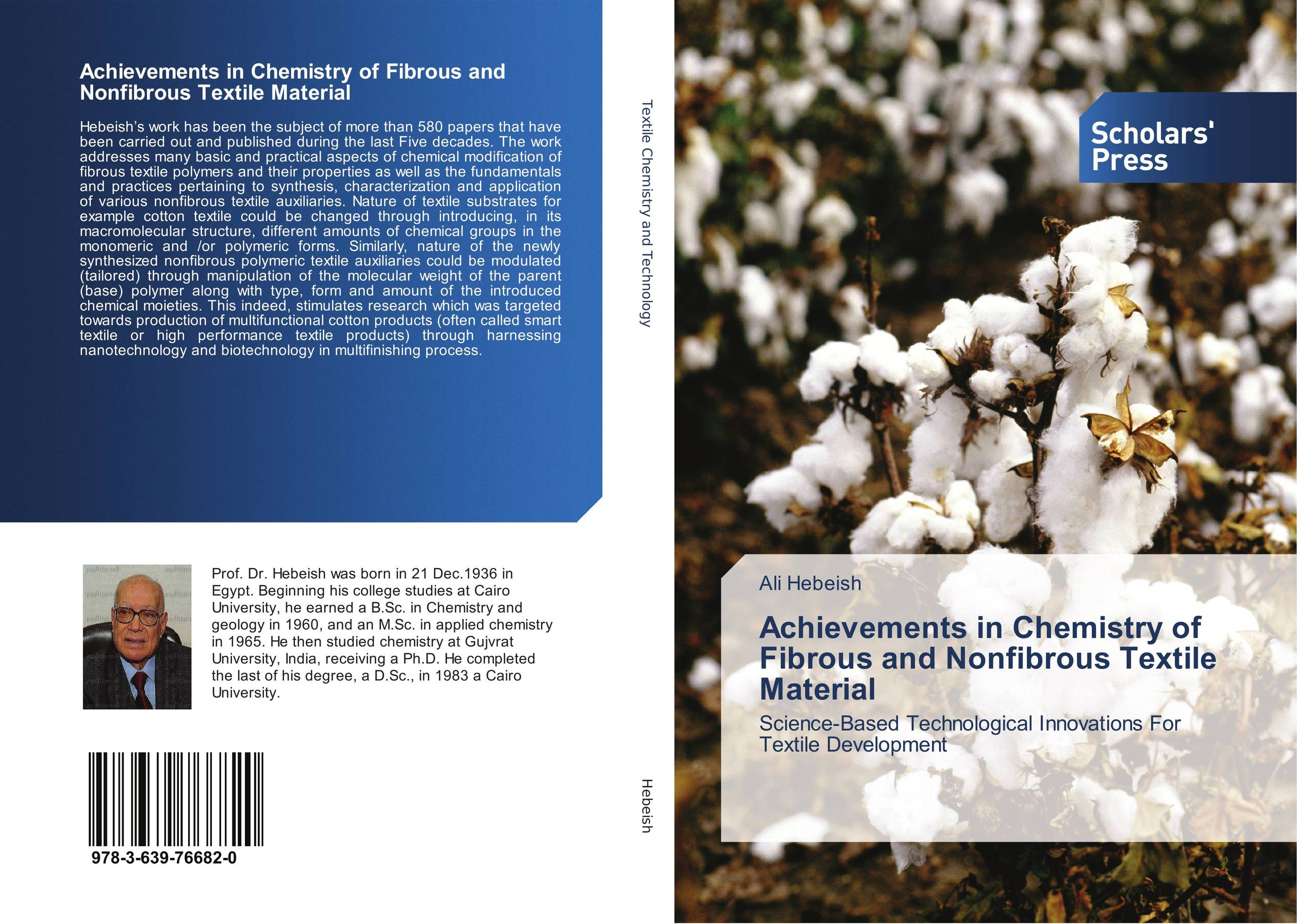 Achievements in Chemistry of Fibrous and Nonfibrous Textile Material м н милеева chemistry in questions and tests учебное пособие