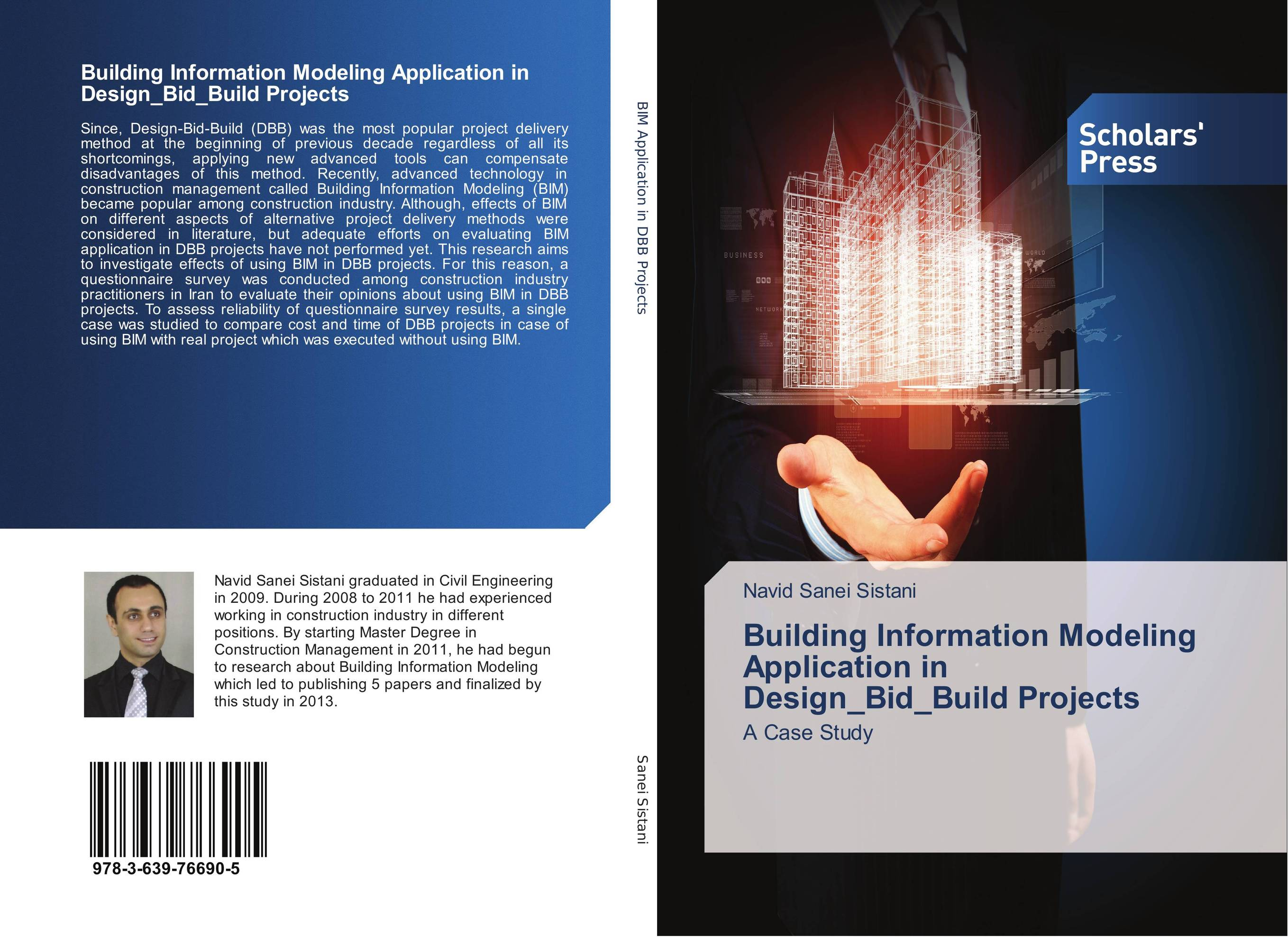 Building Information Modeling Application in Design_Bid_Build Projects case studies in troubled construction projects