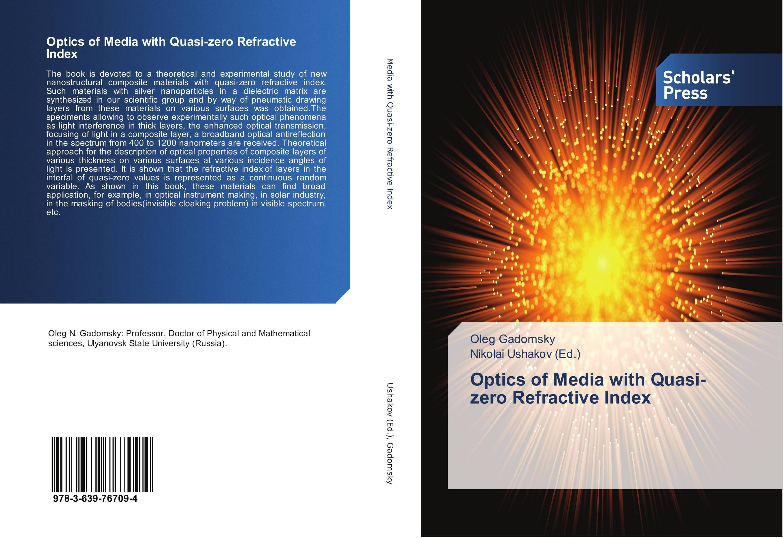 Optics of Media with Quasi-zero Refractive Index
