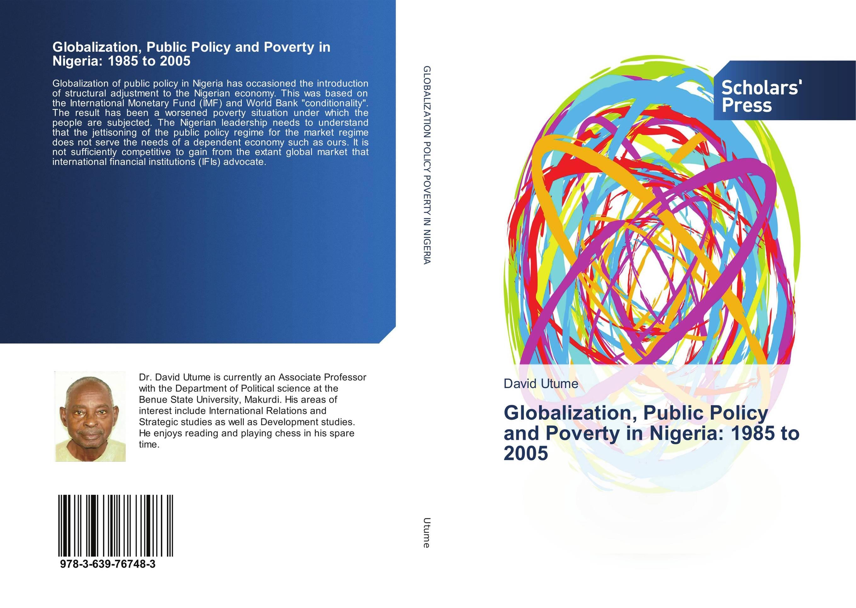 Zakazat.ru: Globalization, Public Policy and Poverty in Nigeria: 1985 to 2005