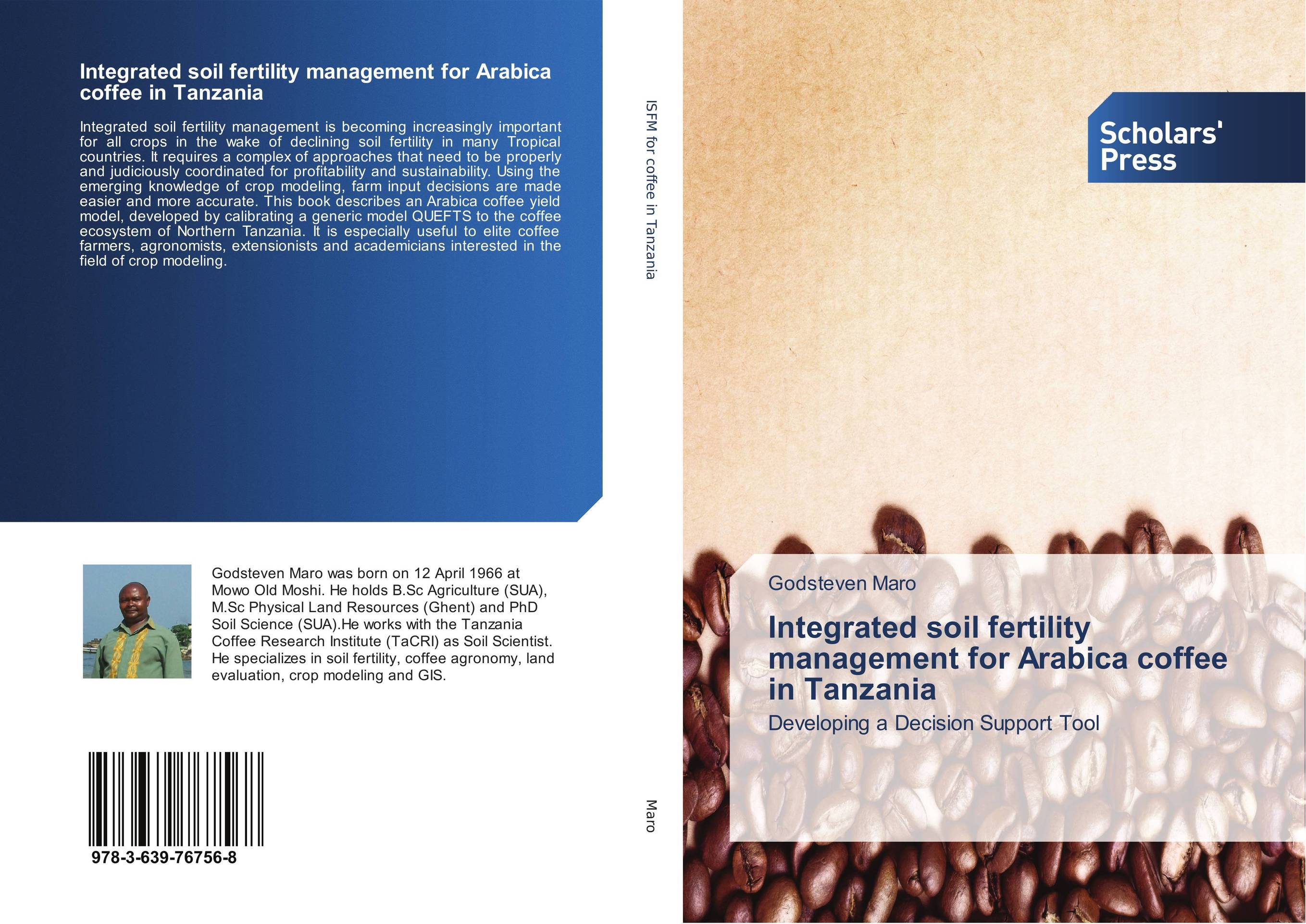 Integrated soil fertility management for Arabica coffee in Tanzania sarah cheroben and cheroben integrated soil fertility management and marketing of farm produce