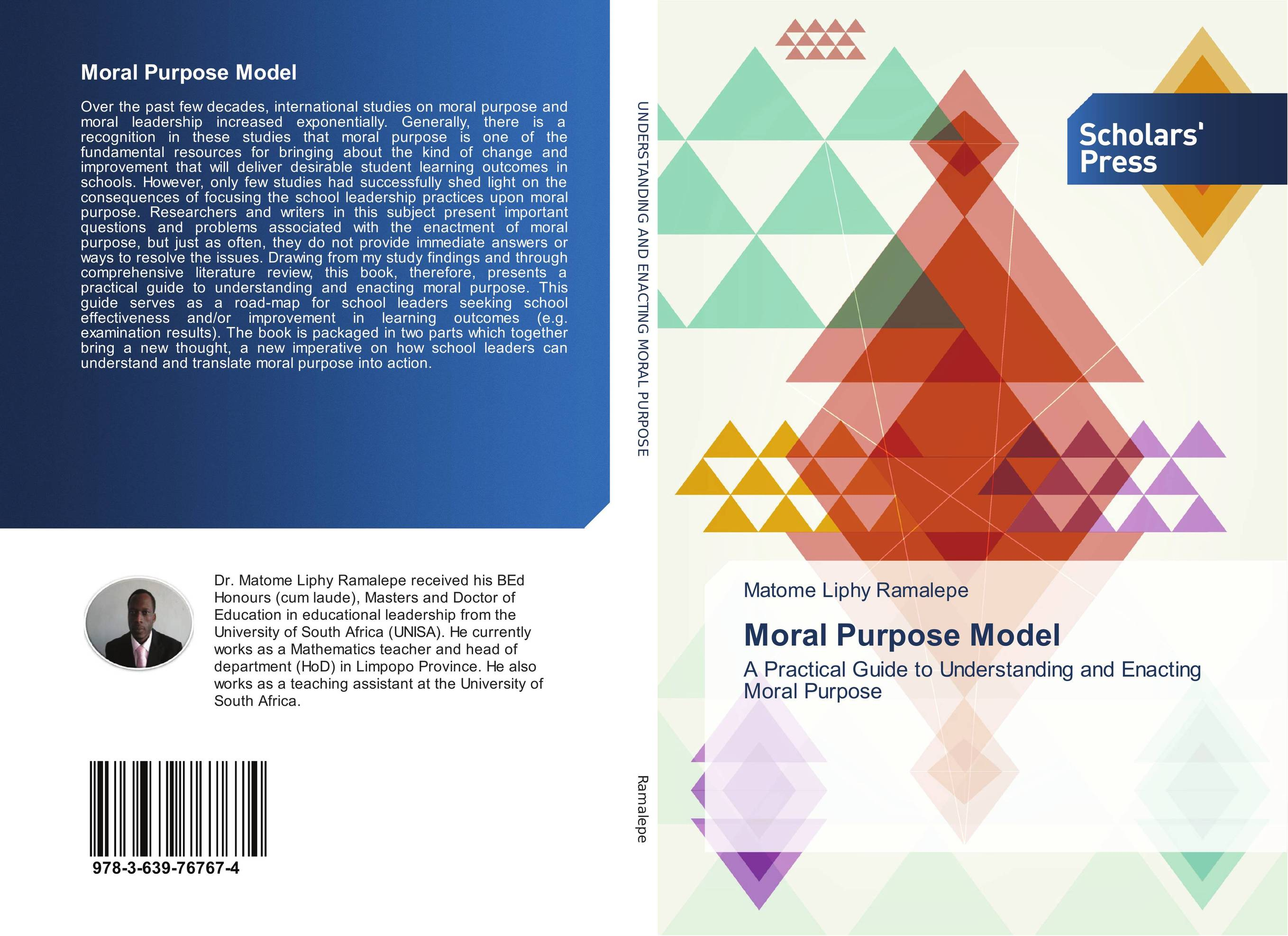 Moral Purpose Model role of school leadership in promoting moral integrity among students