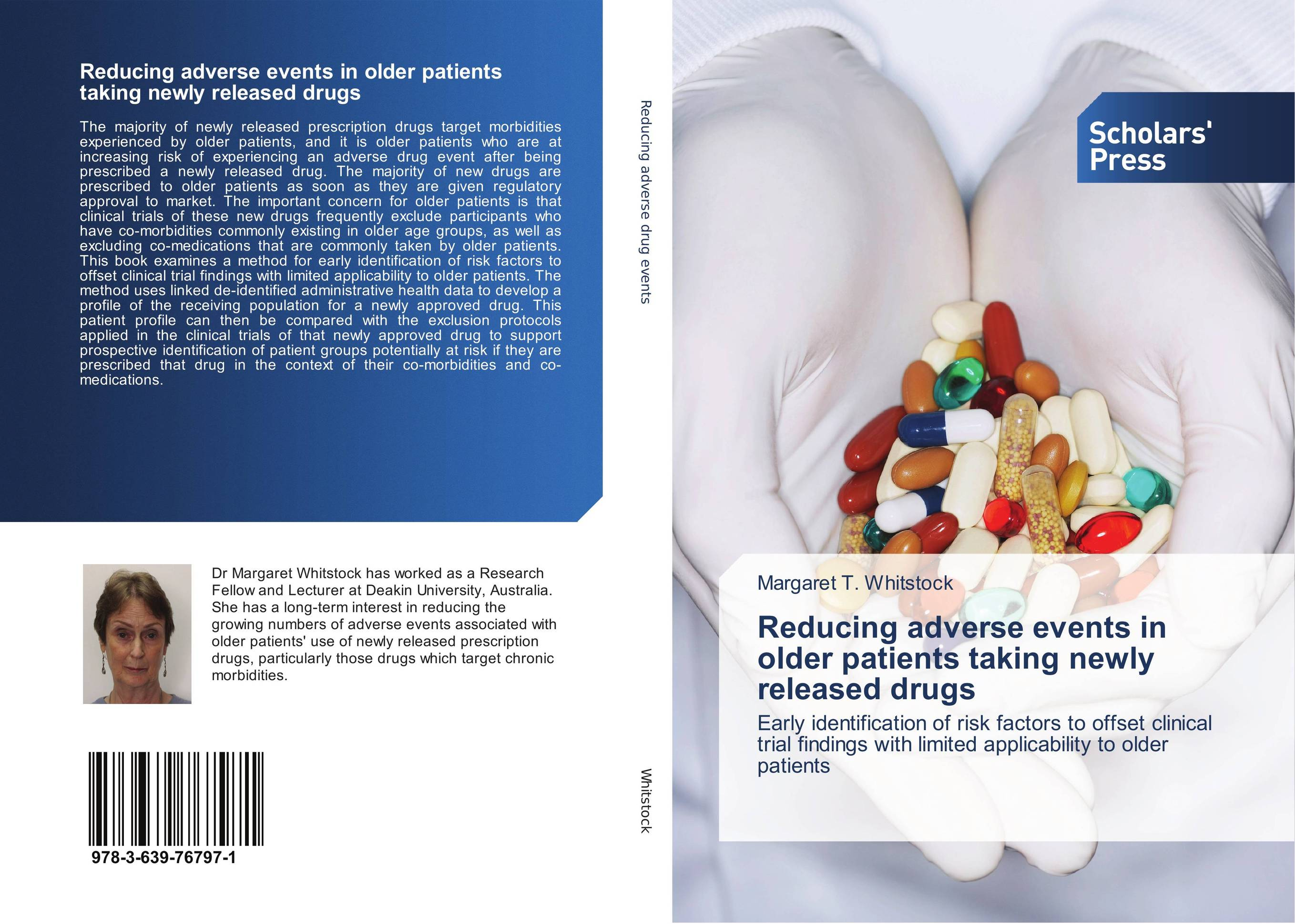 Reducing adverse events in older patients taking newly released drugs seeing things as they are