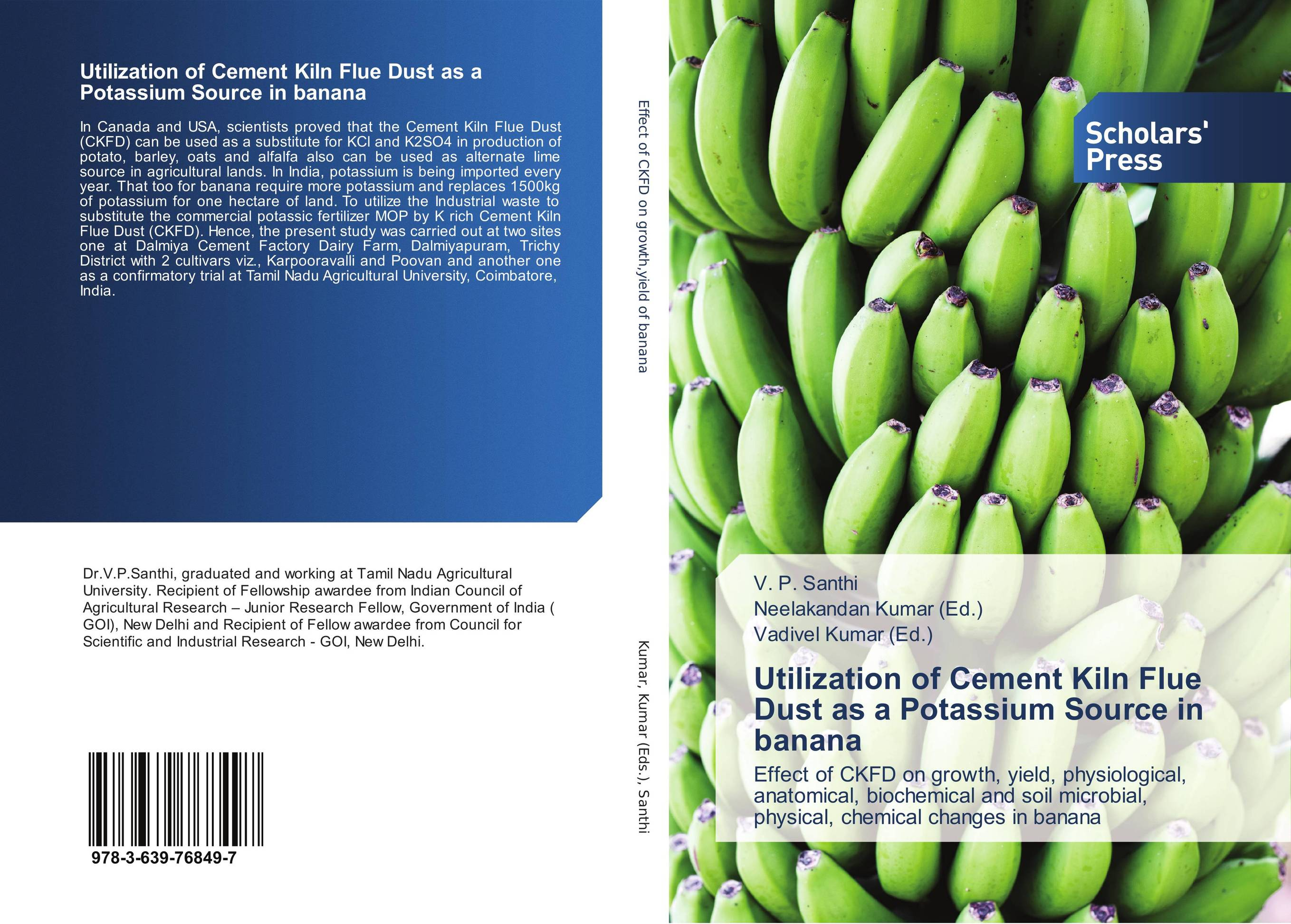 Utilization of Cement Kiln Flue Dust as a Potassium Source in banana colonial industrialiazation and labor in korea – the onoda cement factory