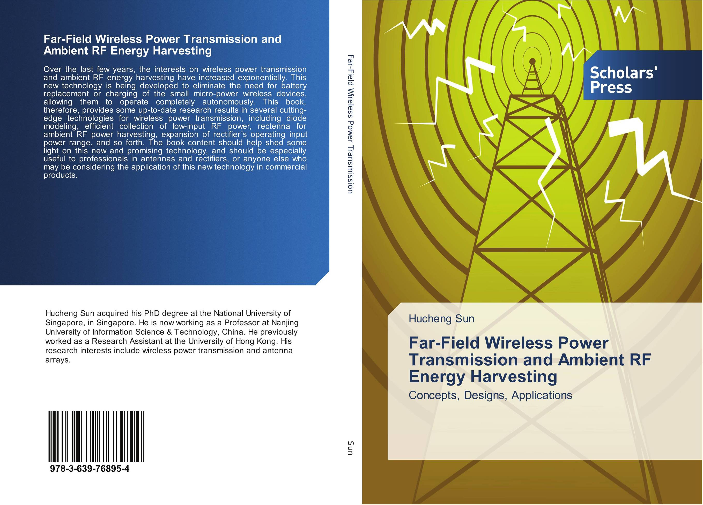 Far-Field Wireless Power Transmission and Ambient RF Energy Harvesting