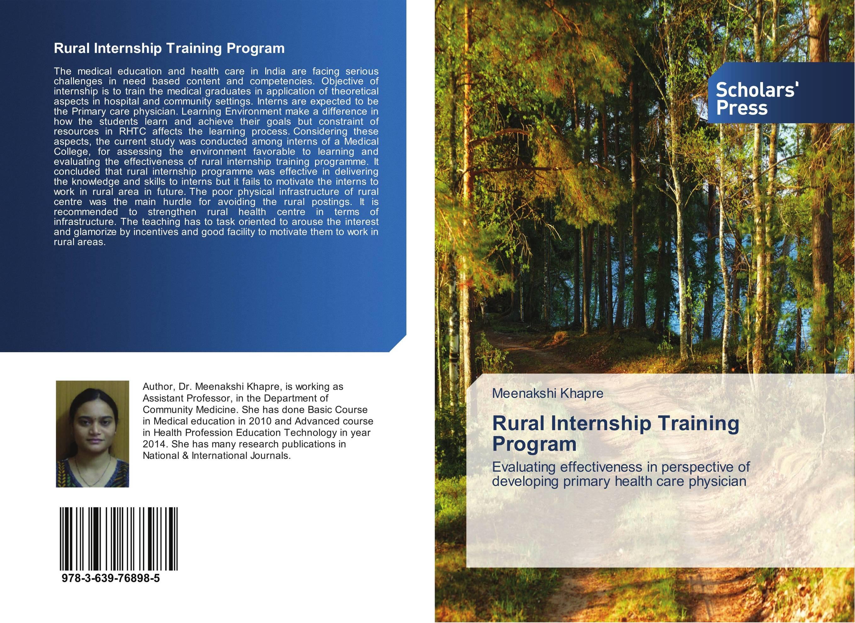 Rural Internship Training Program