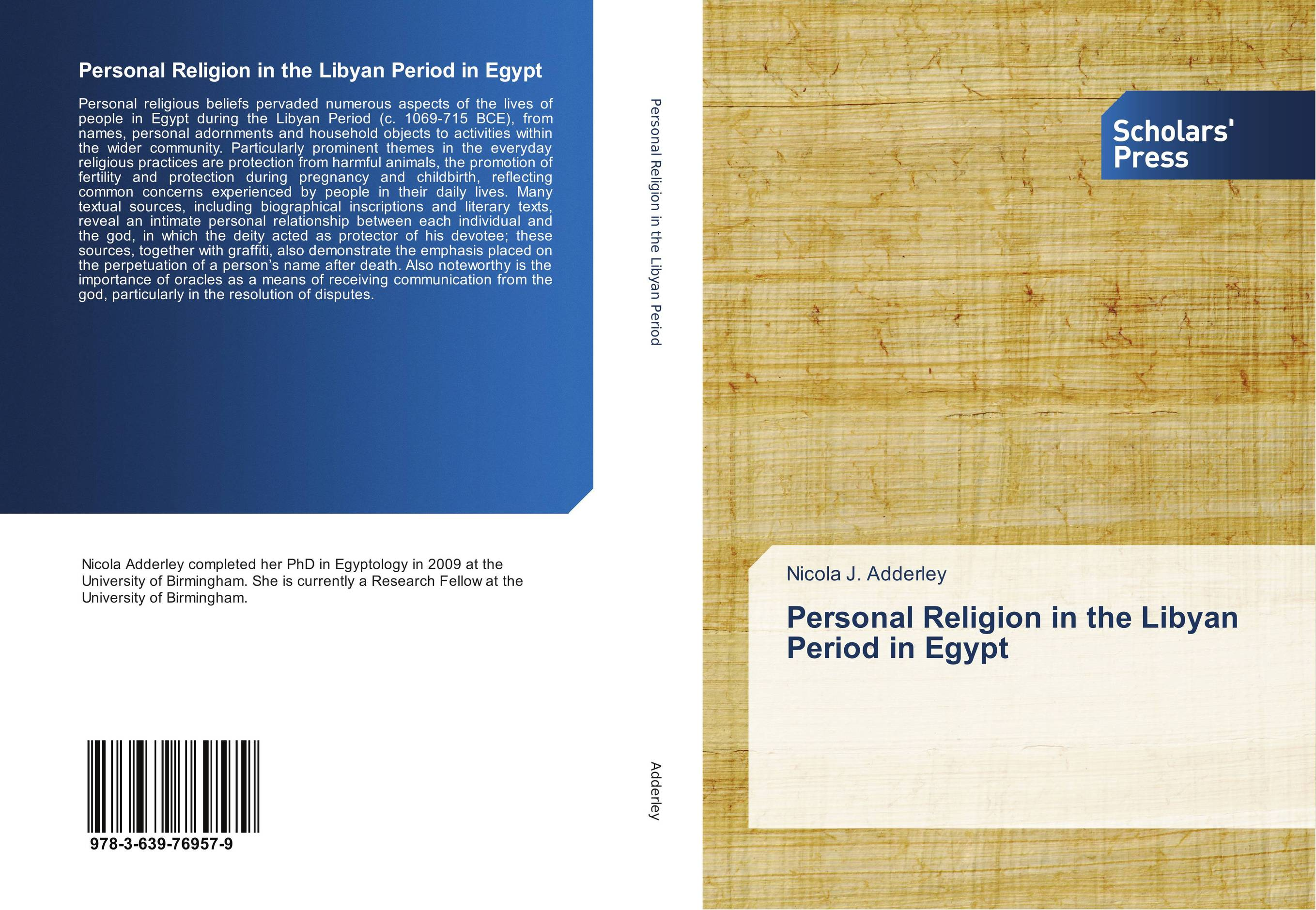 Personal Religion in the Libyan Period in Egypt