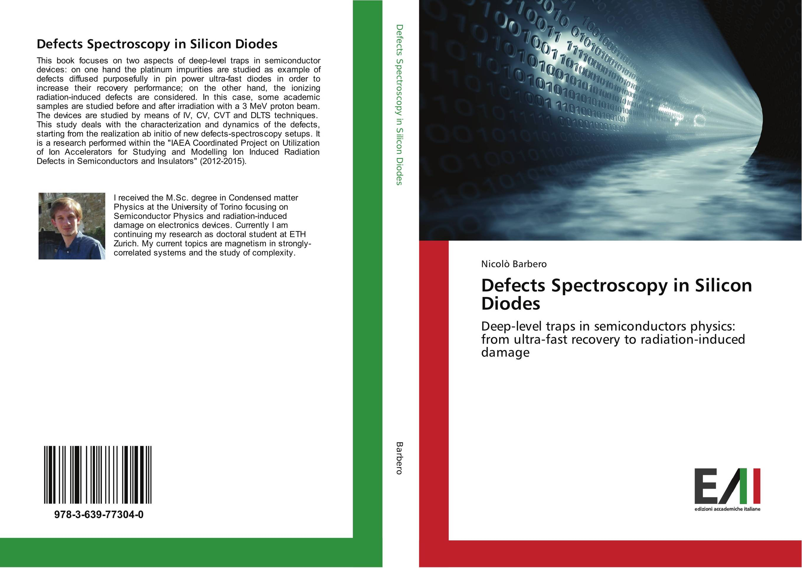 Defects Spectroscopy in Silicon Diodes handbook of isolation and characterization of impurities in pharmaceuticals 5