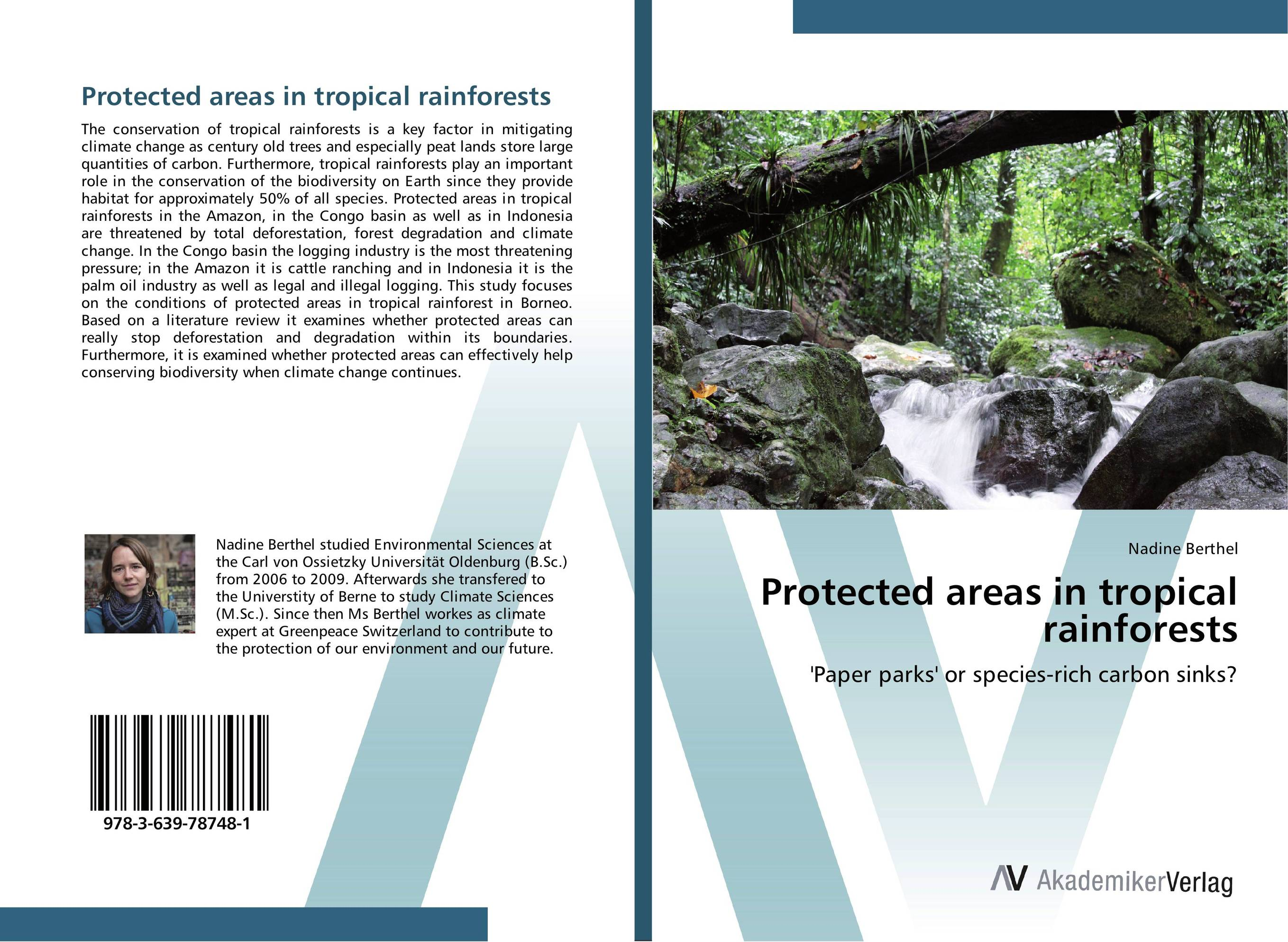 Protected areas in tropical rainforests купить дешево онлайн