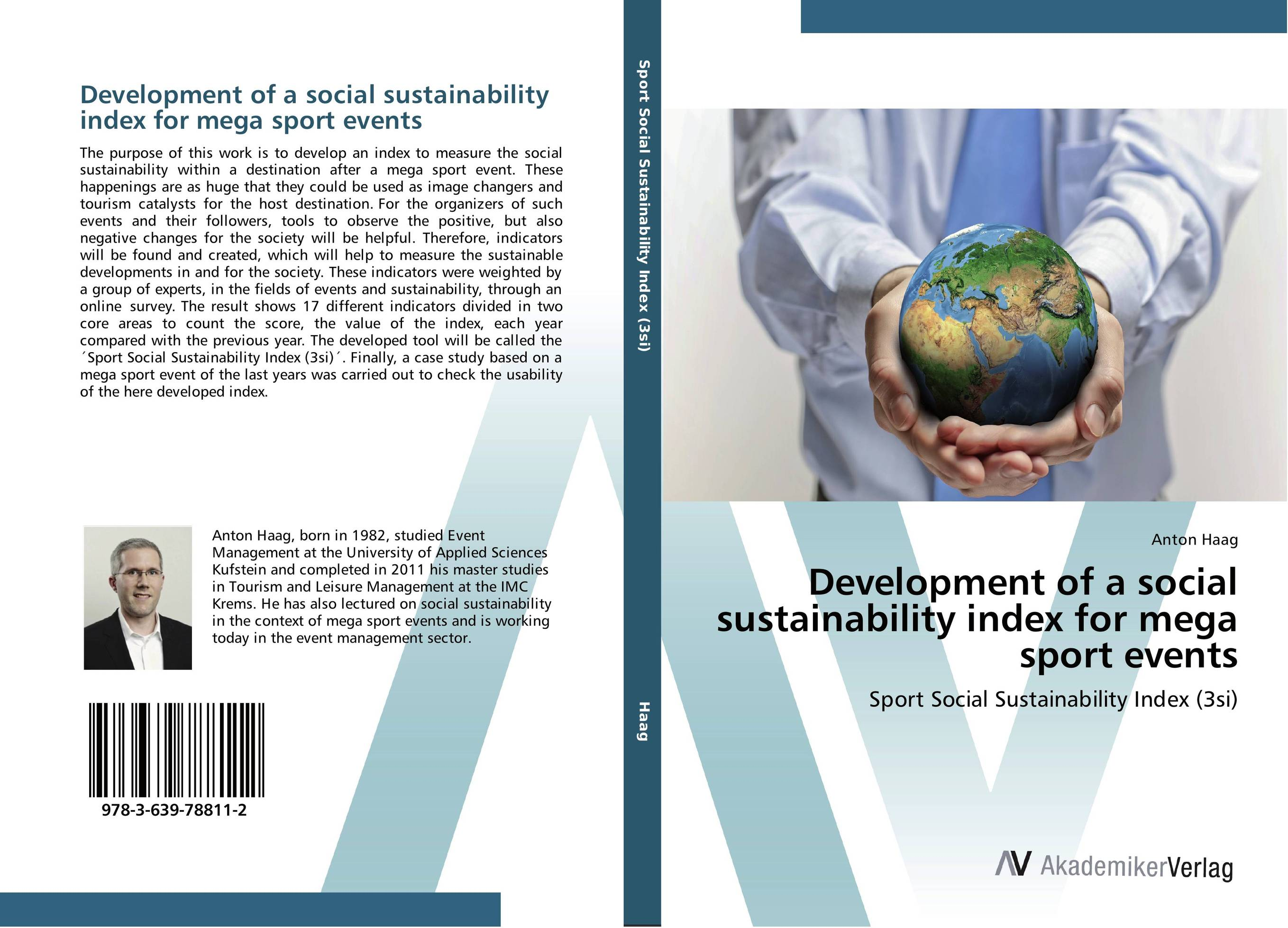 Development of a social sustainability index for mega sport events evaluation of the impact of a mega sporting event