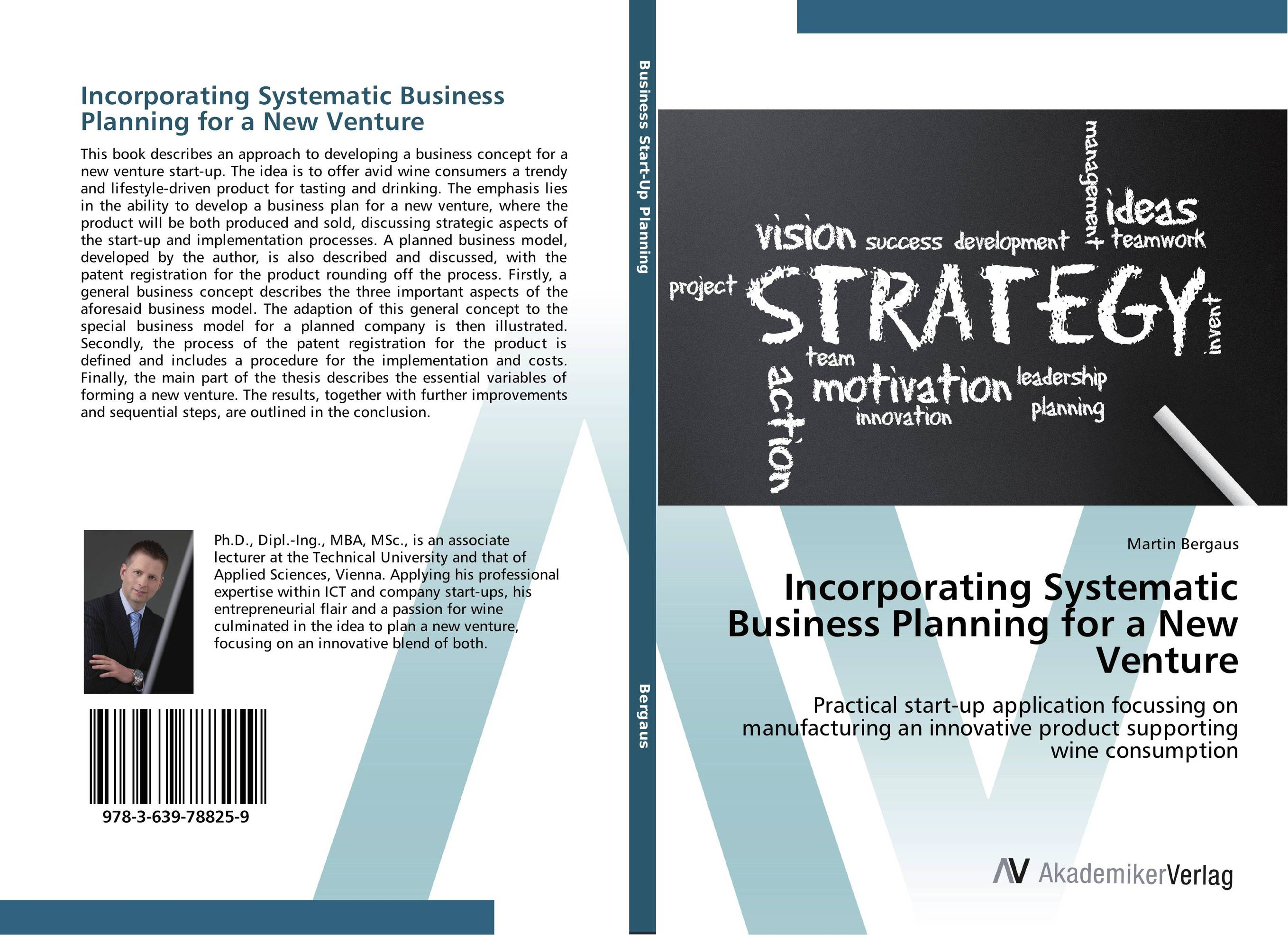 Incorporating Systematic Business Planning for a New Venture marc lane j the mission driven venture business solutions to the world s most vexing social problems
