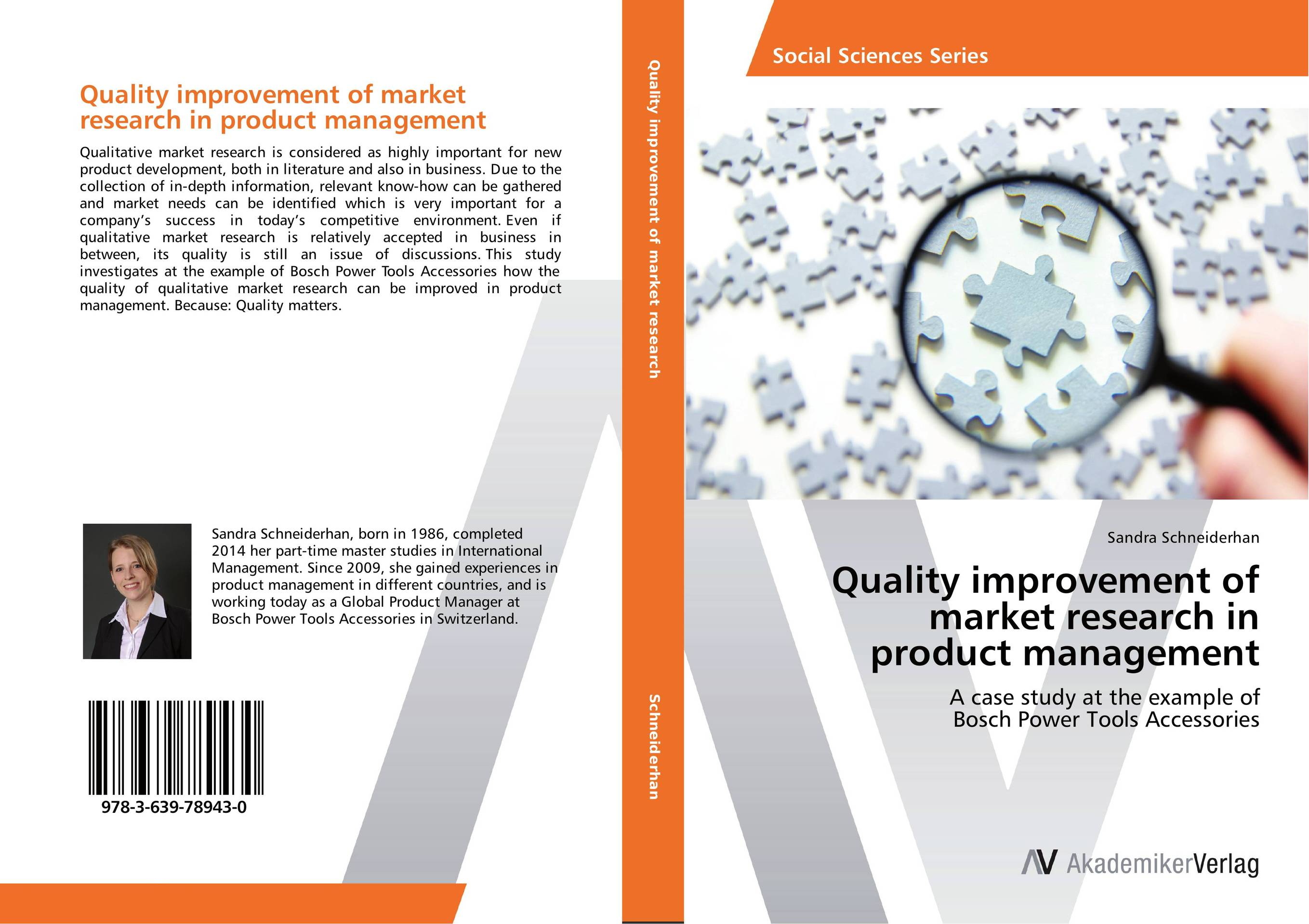 Quality improvement...