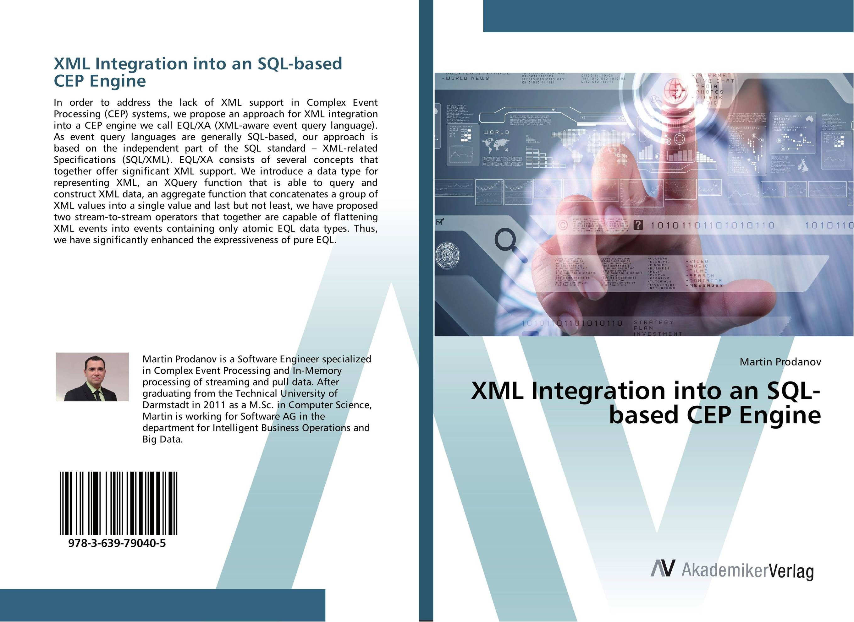 XML Integration into an SQL-based CEP Engine sitemap 160 xml