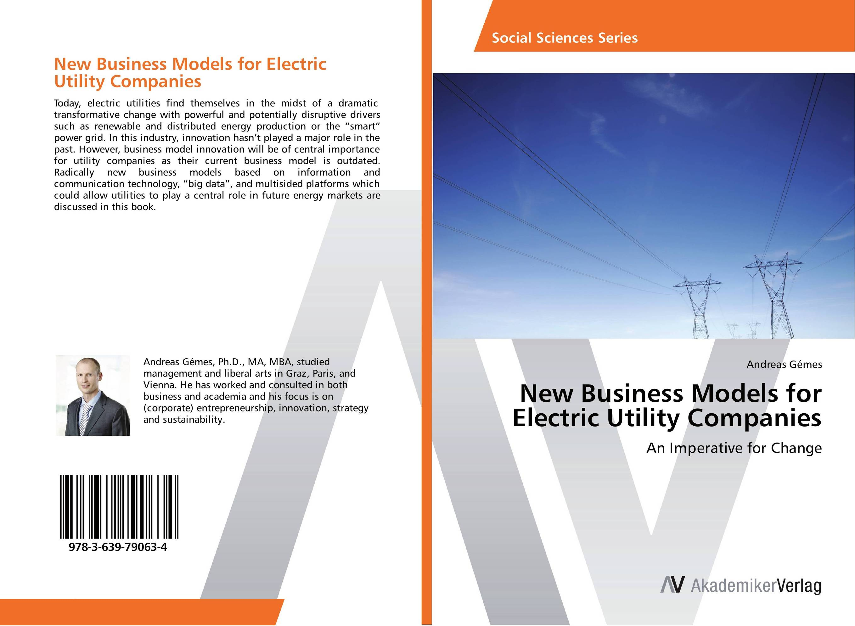 New Business Models for Electric Utility Companies theodore gilliland fisher investments on utilities