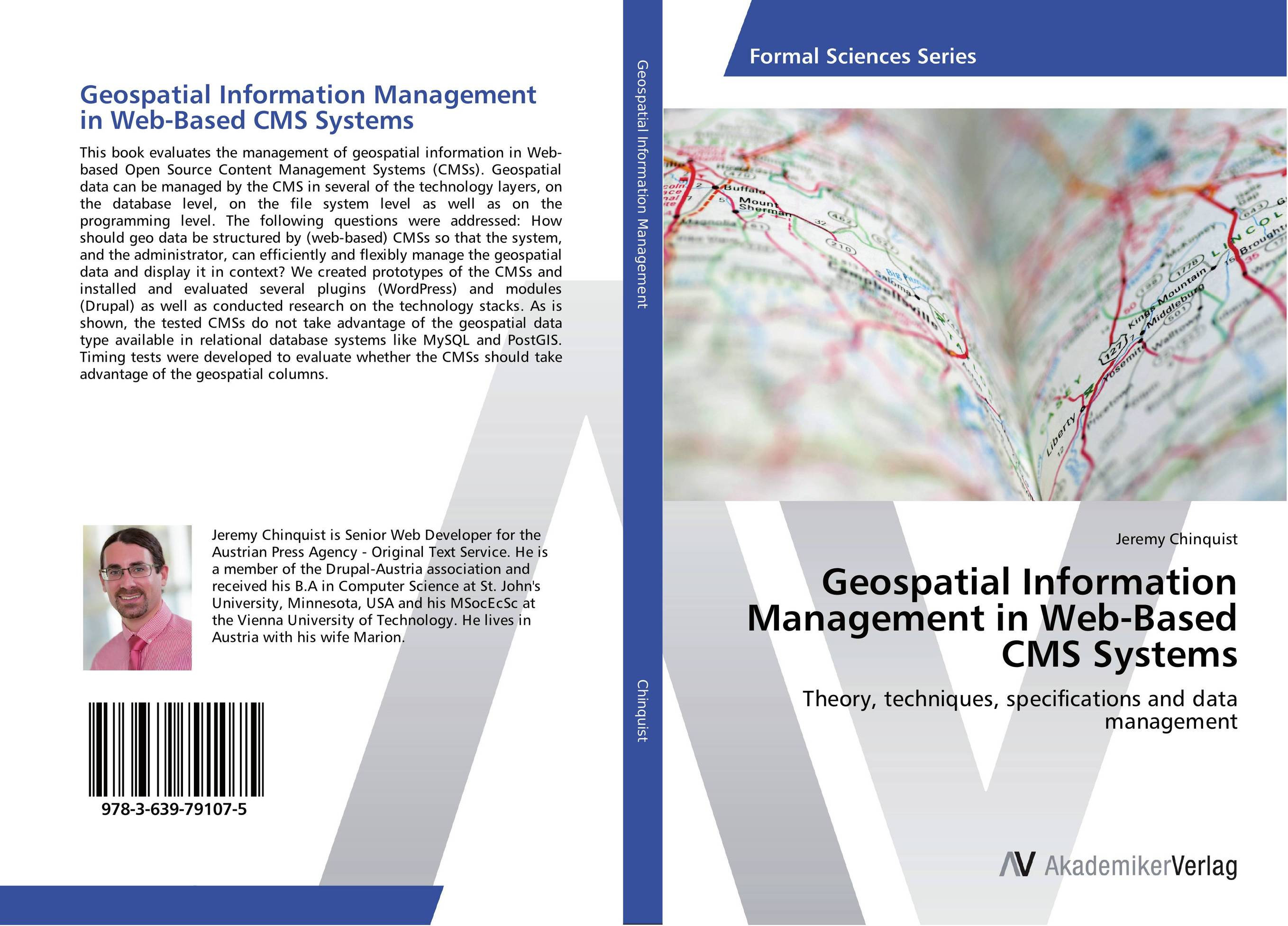 Geospatial Information Management in Web-Based CMS Systems overview of web based business