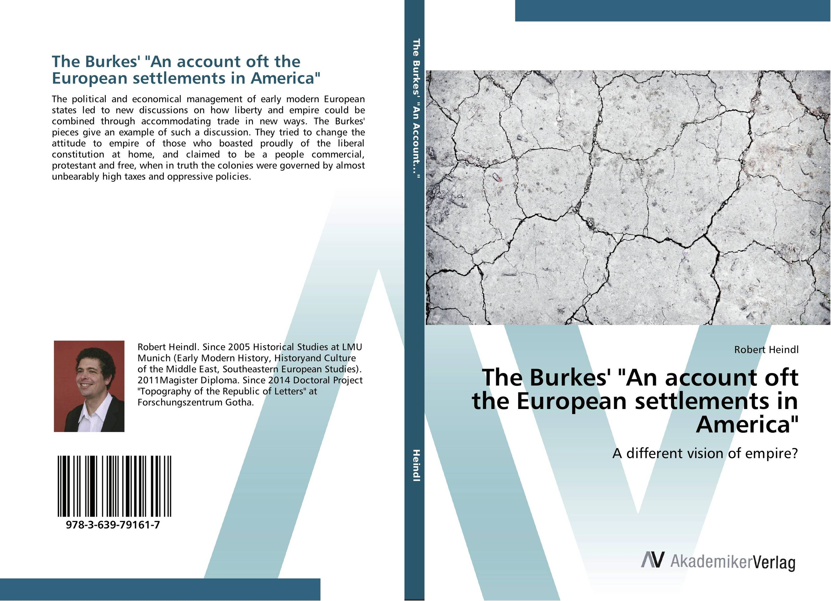 The Burkes' An account oft the European settlements in America crossroads of empire – the middle colonies in british north america