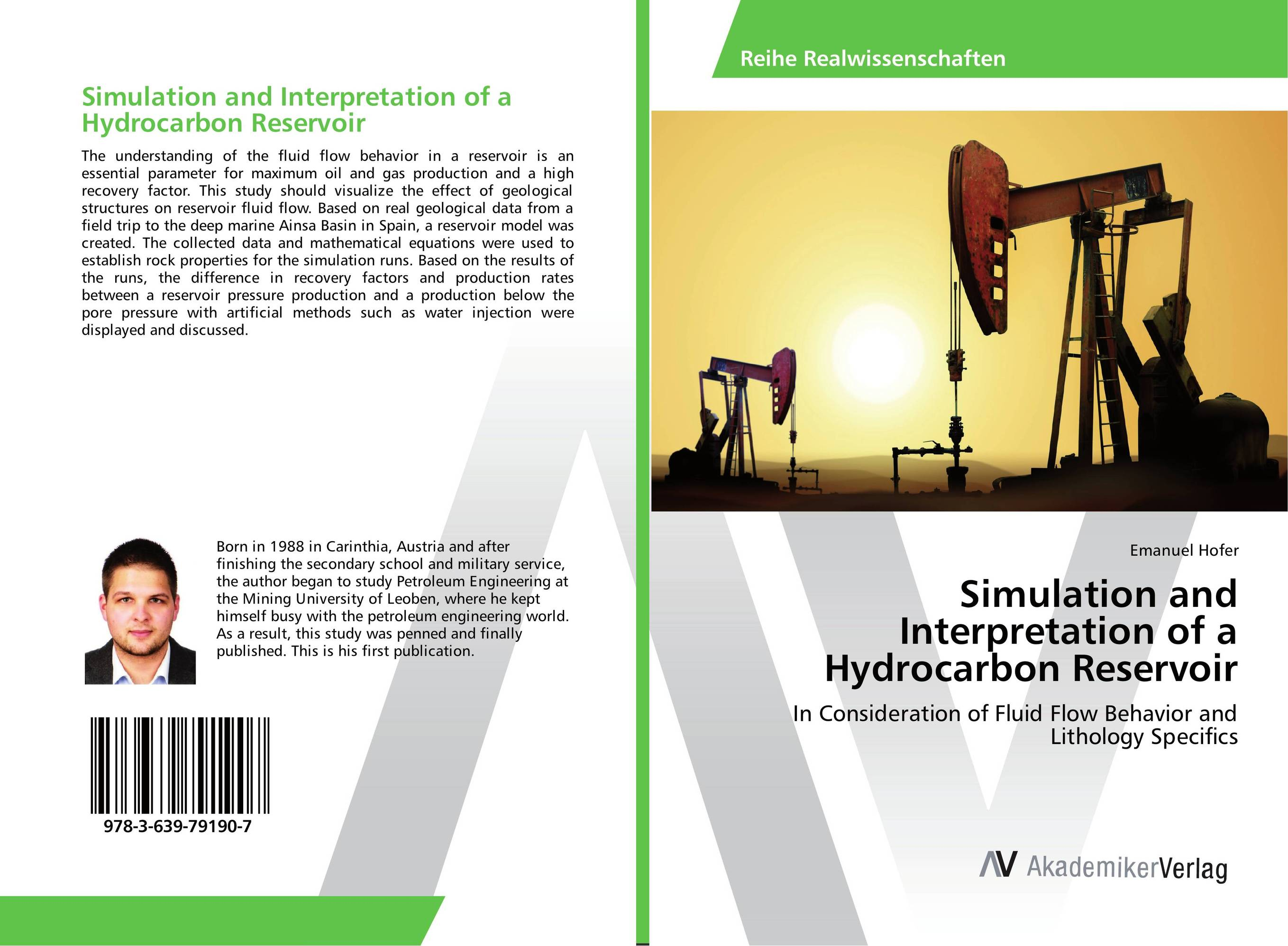 Simulation and Interpretation of a Hydrocarbon Reservoir  tarek ahmed working guide to reservoir rock properties and fluid flow