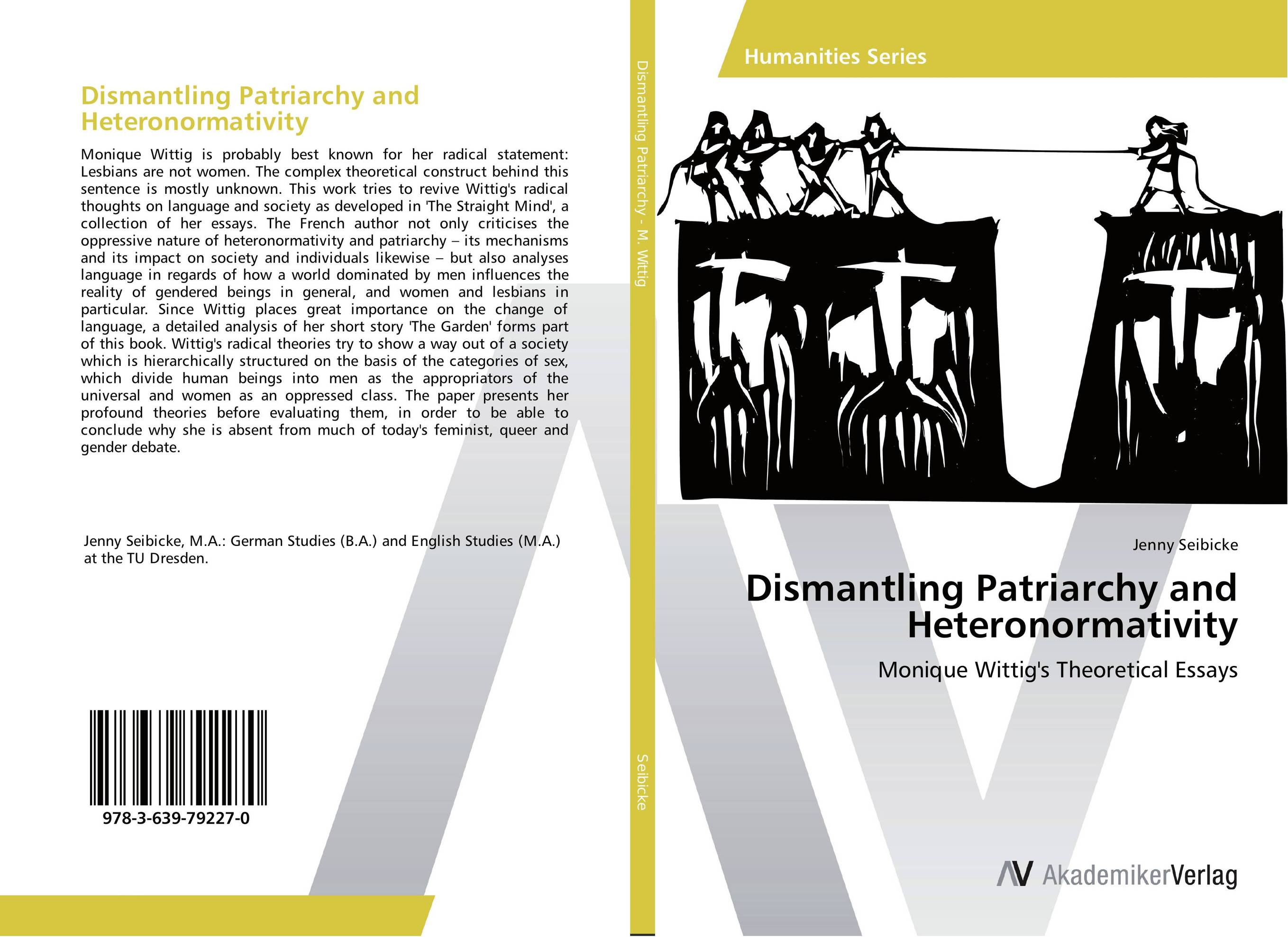 Dismantling Patriarchy and Heteronormativity duncan bruce the dream cafe lessons in the art of radical innovation