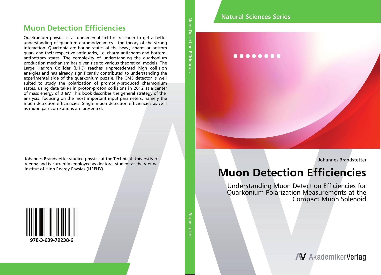 Muon Detection Efficiencies muon detection efficiencies
