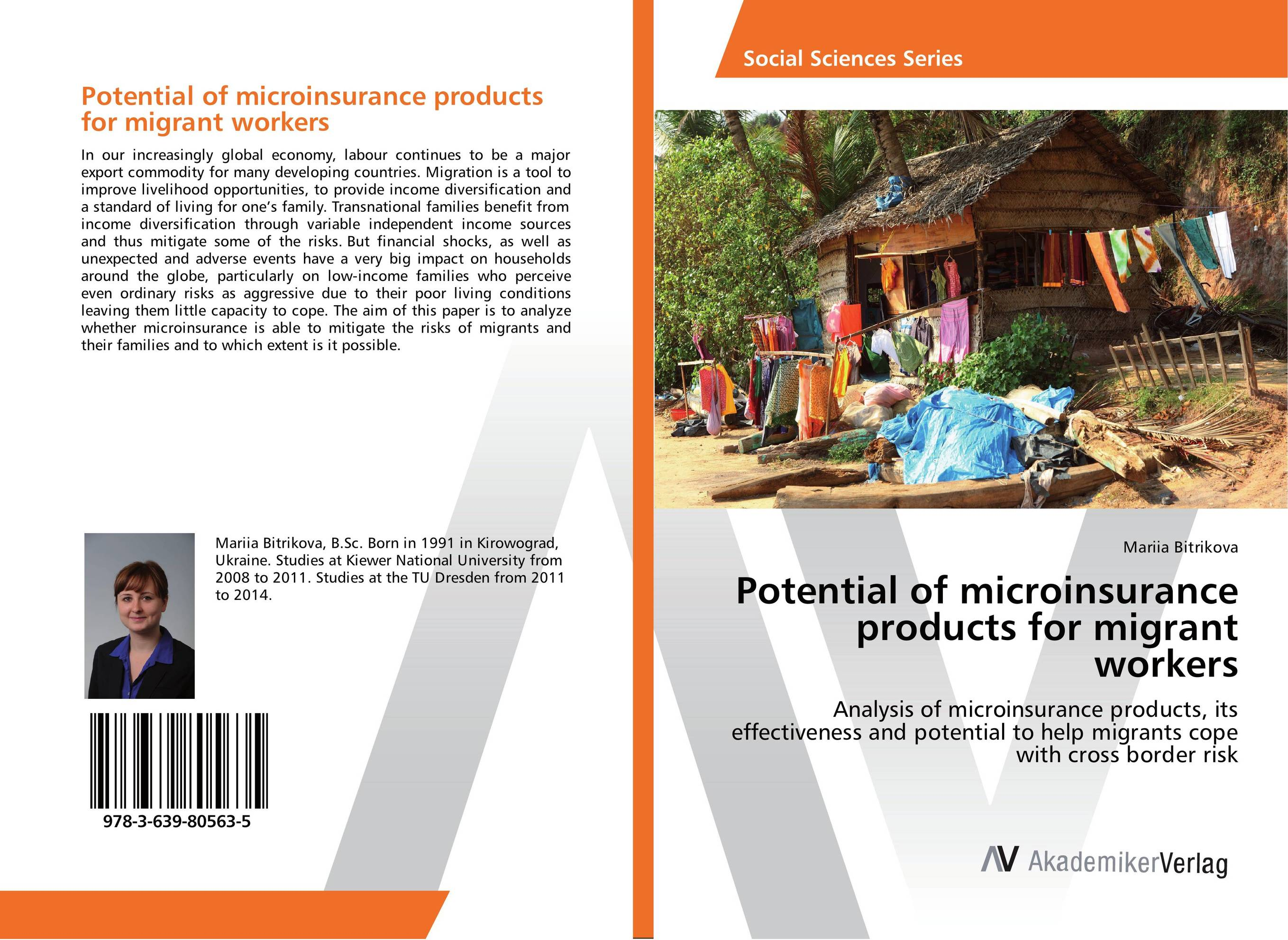 Potential of microinsurance products for migrant workers