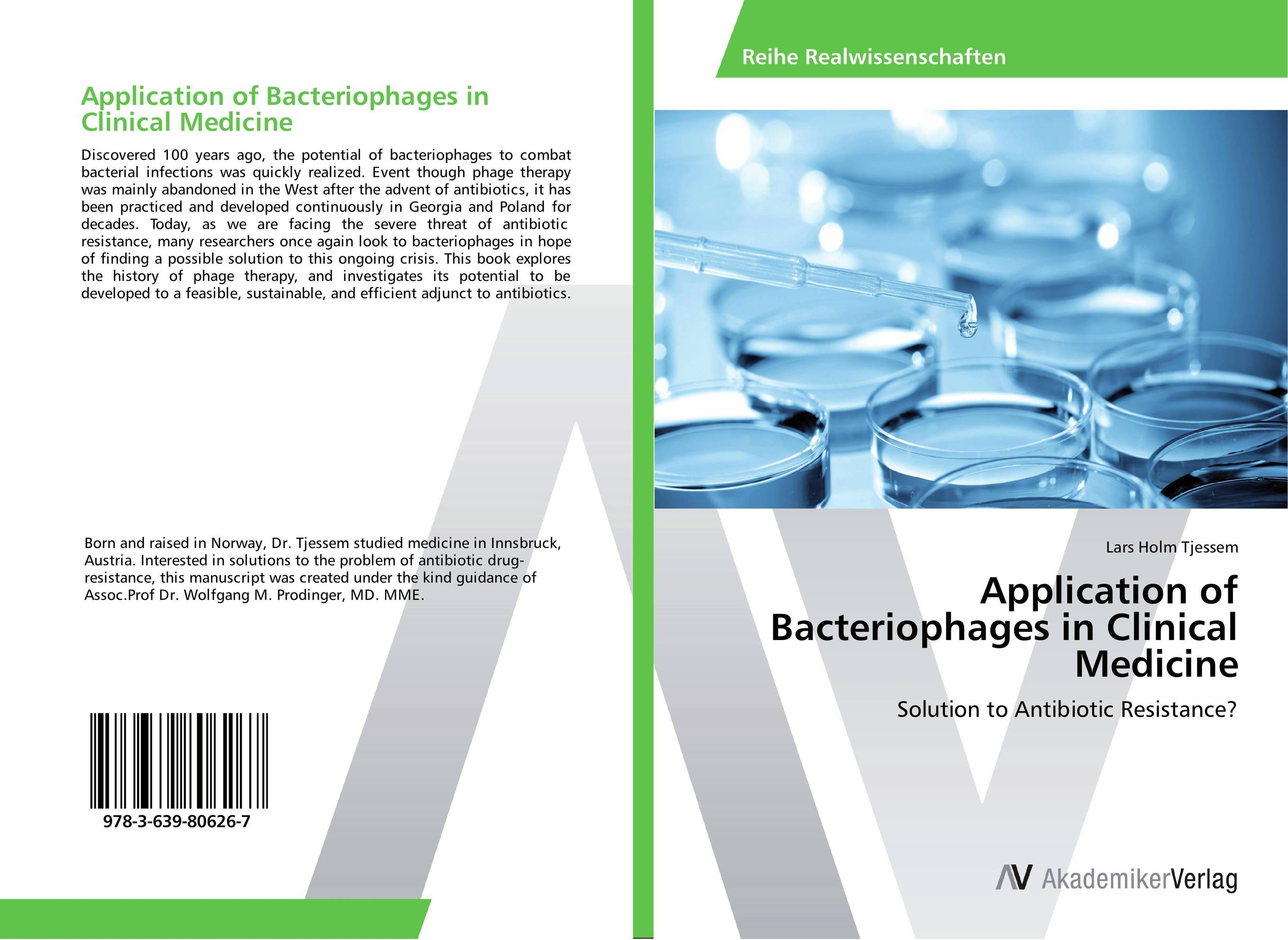 Application of Bacteriophages in Clinical Medicine bacterial resistance to antibiotics