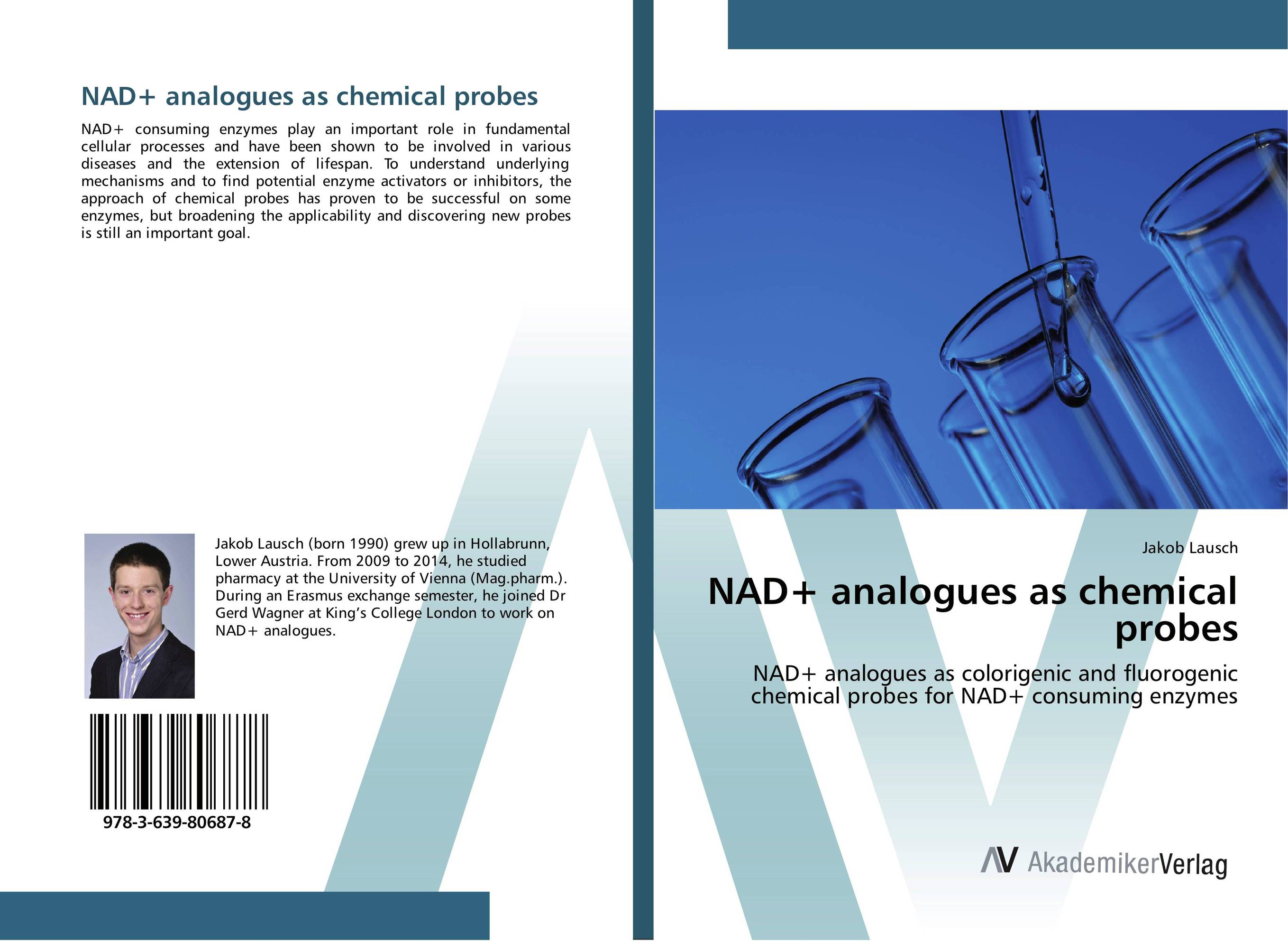 NAD+ analogues as chemical probes nad c275bee