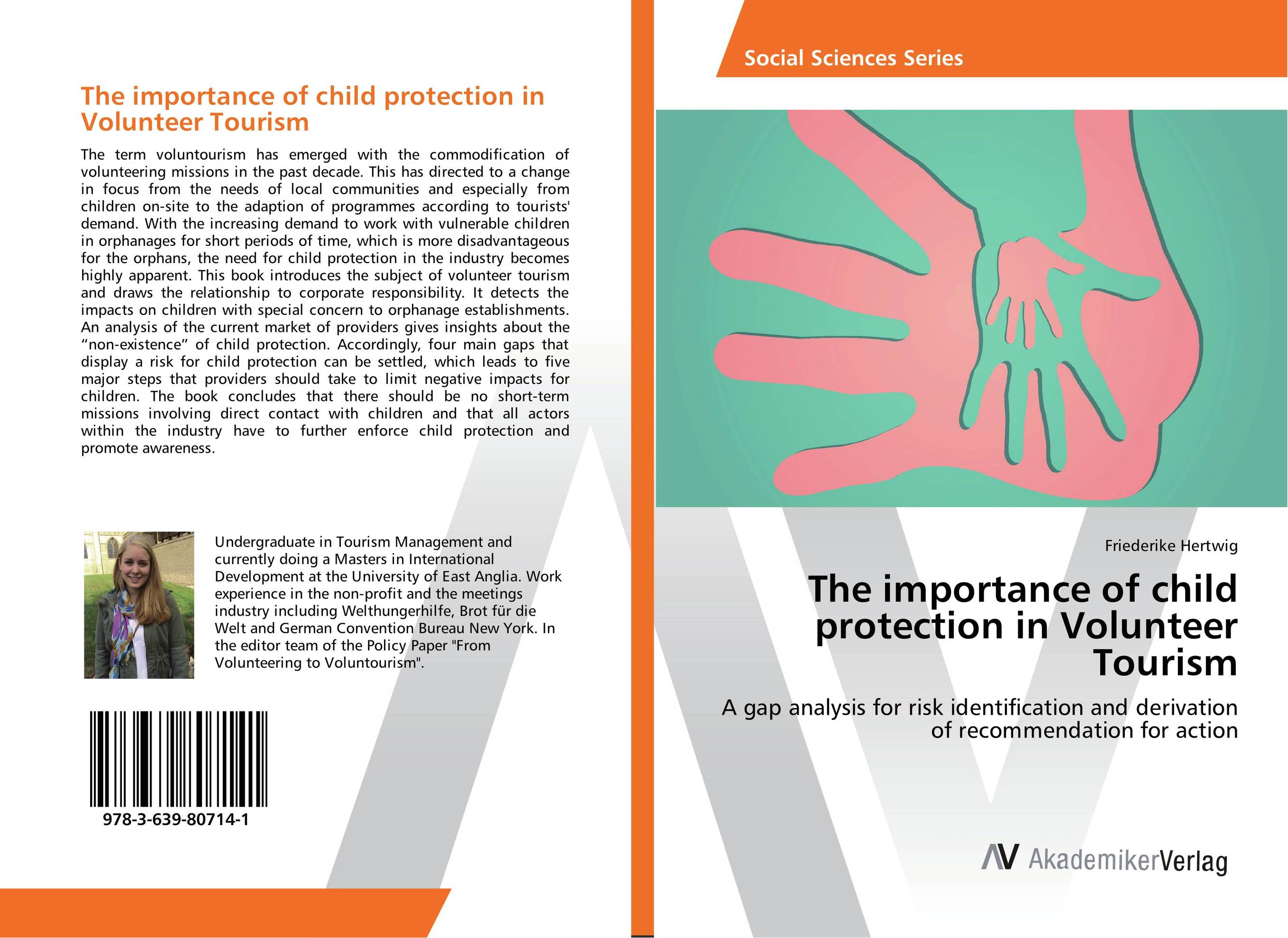 The importance of child protection in Volunteer Tourism