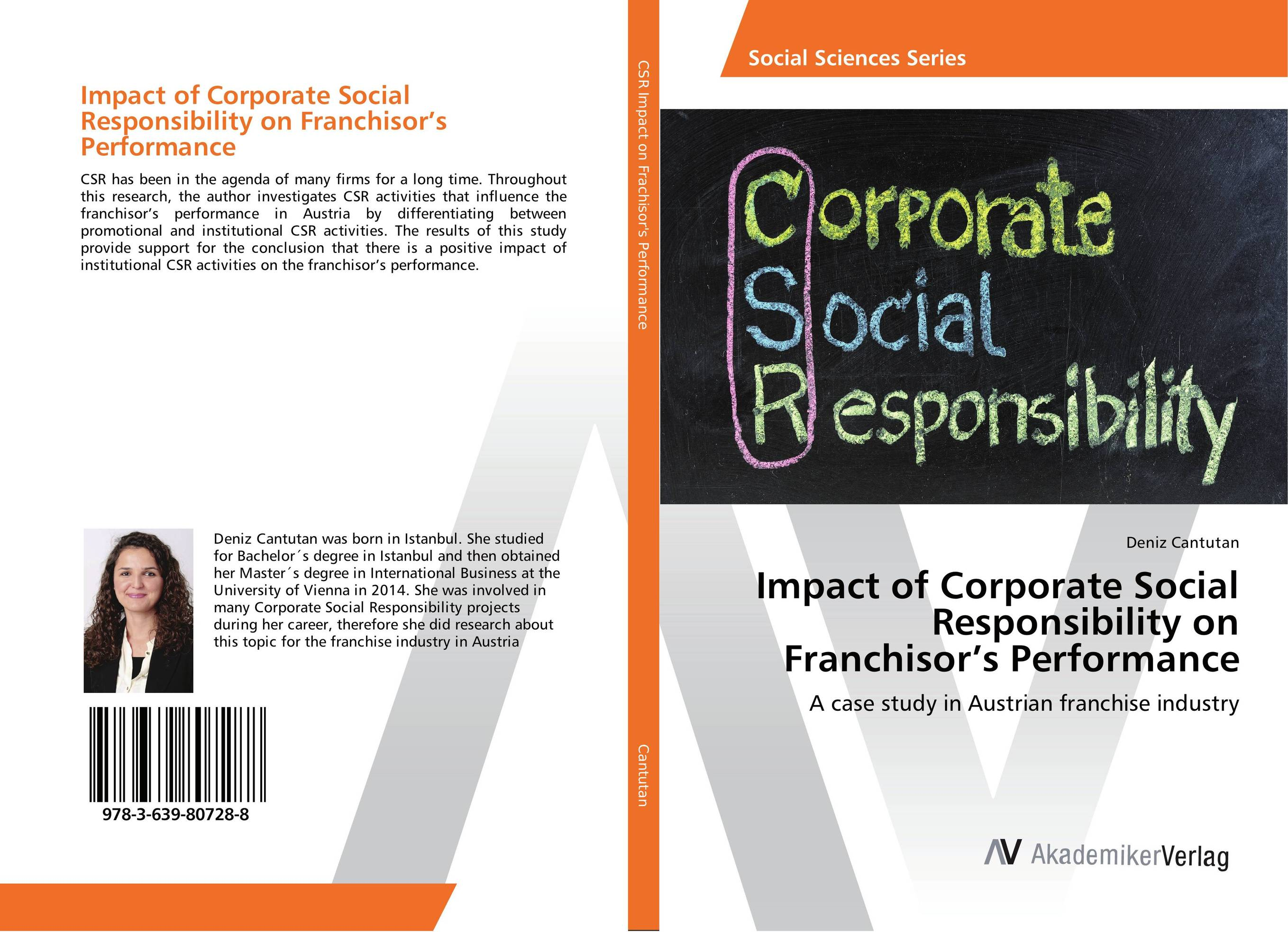 Impact of Corporate Social Responsibility on Franchisor's Performance neuroethological studies on the scorpion's circadian activities