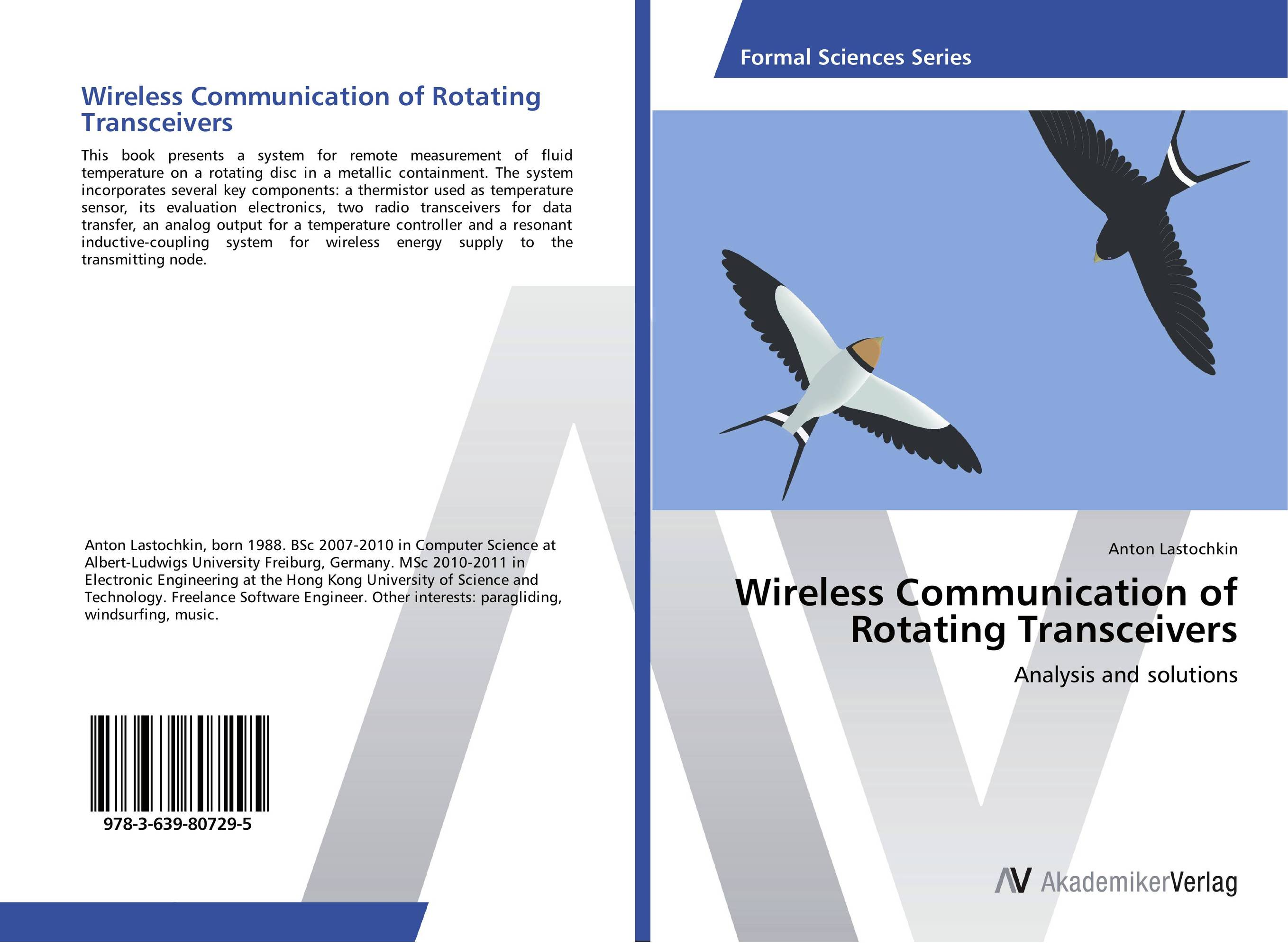 Wireless Communication of Rotating Transceivers abdul basit mobility model for optical wireless communication system