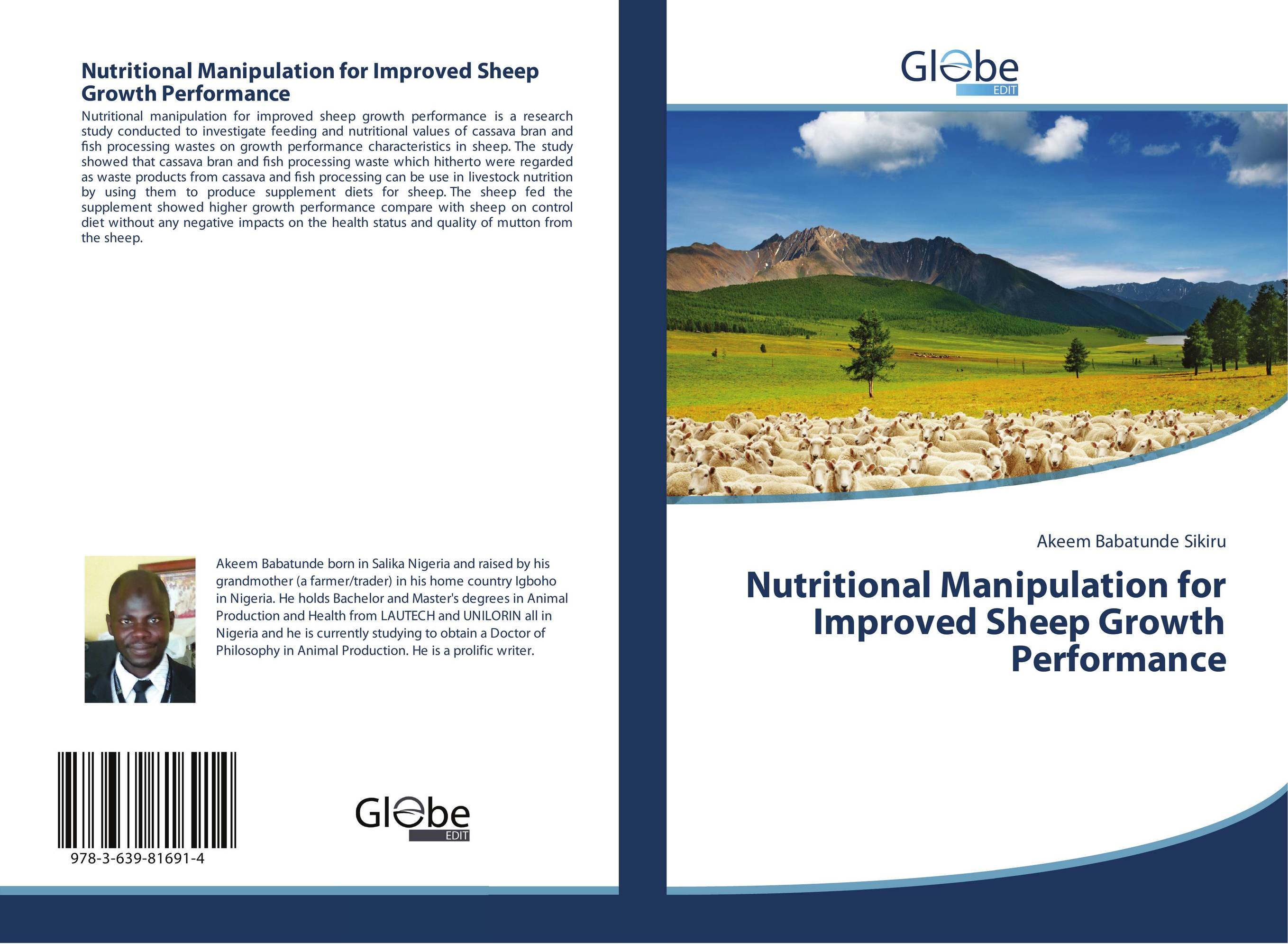Nutritional Manipulation for Improved Sheep Growth Performance nutritional status