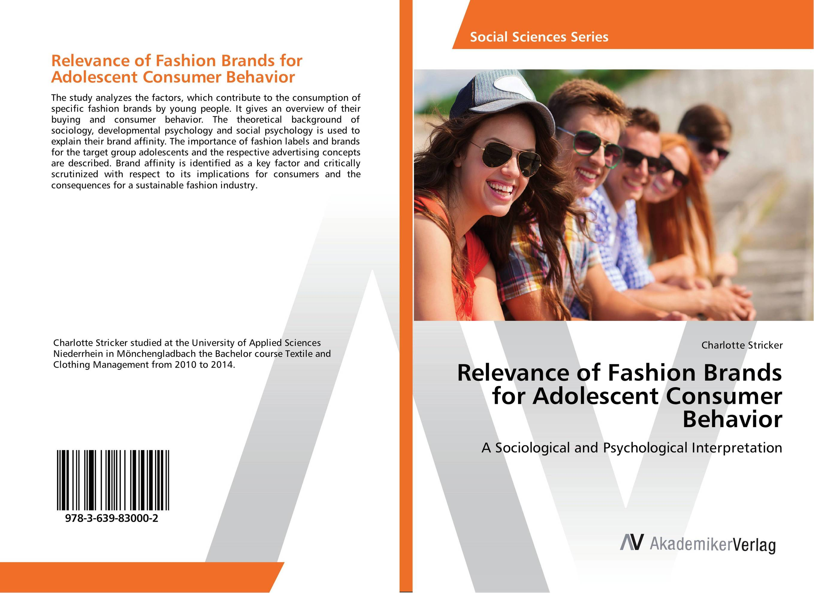 Relevance of Fashion Brands for Adolescent Consumer Behavior eric holtzclaw v laddering unlocking the potential of consumer behavior