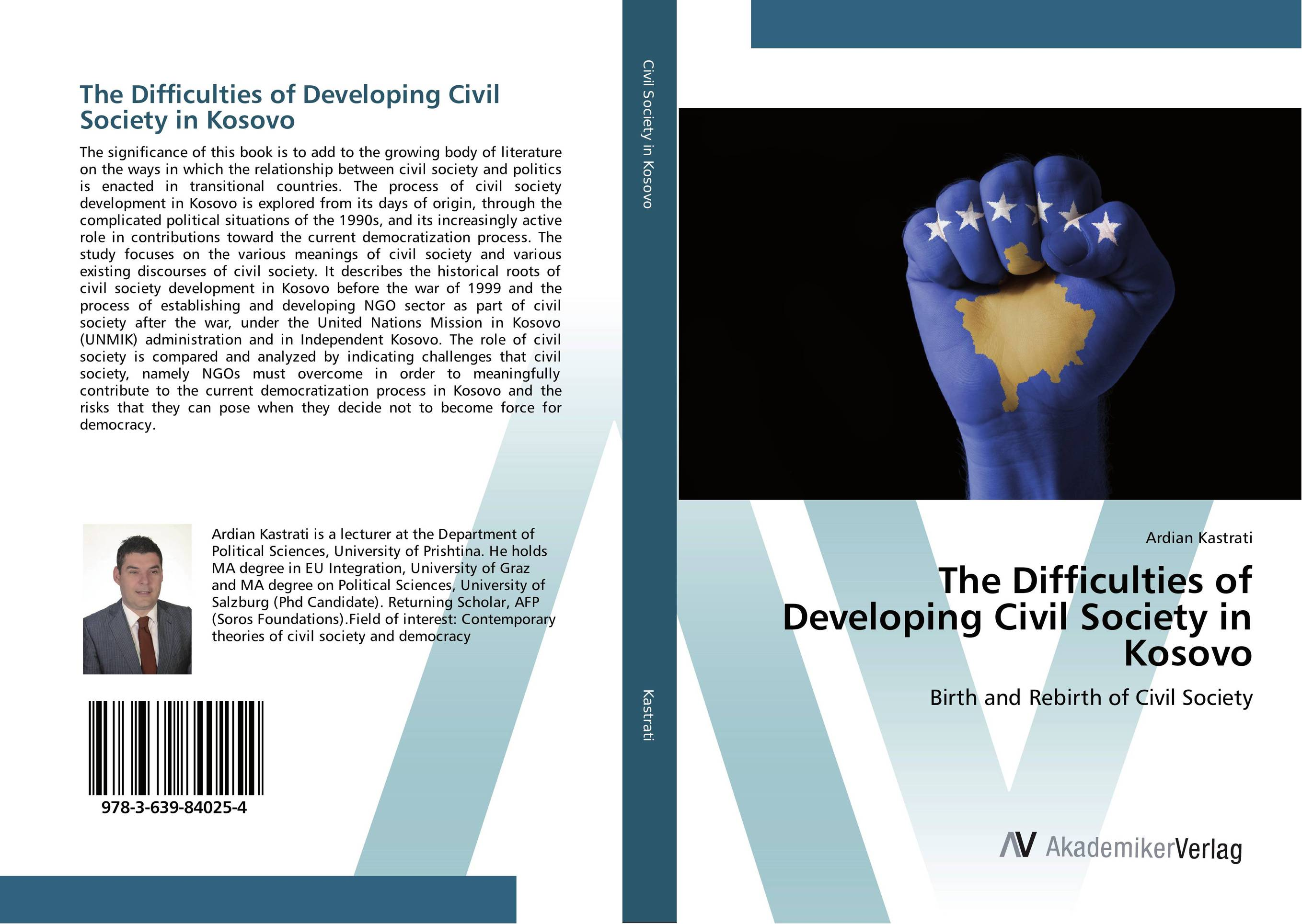 The Difficulties of Developing Civil Society in Kosovo the history of england volume 3 civil war