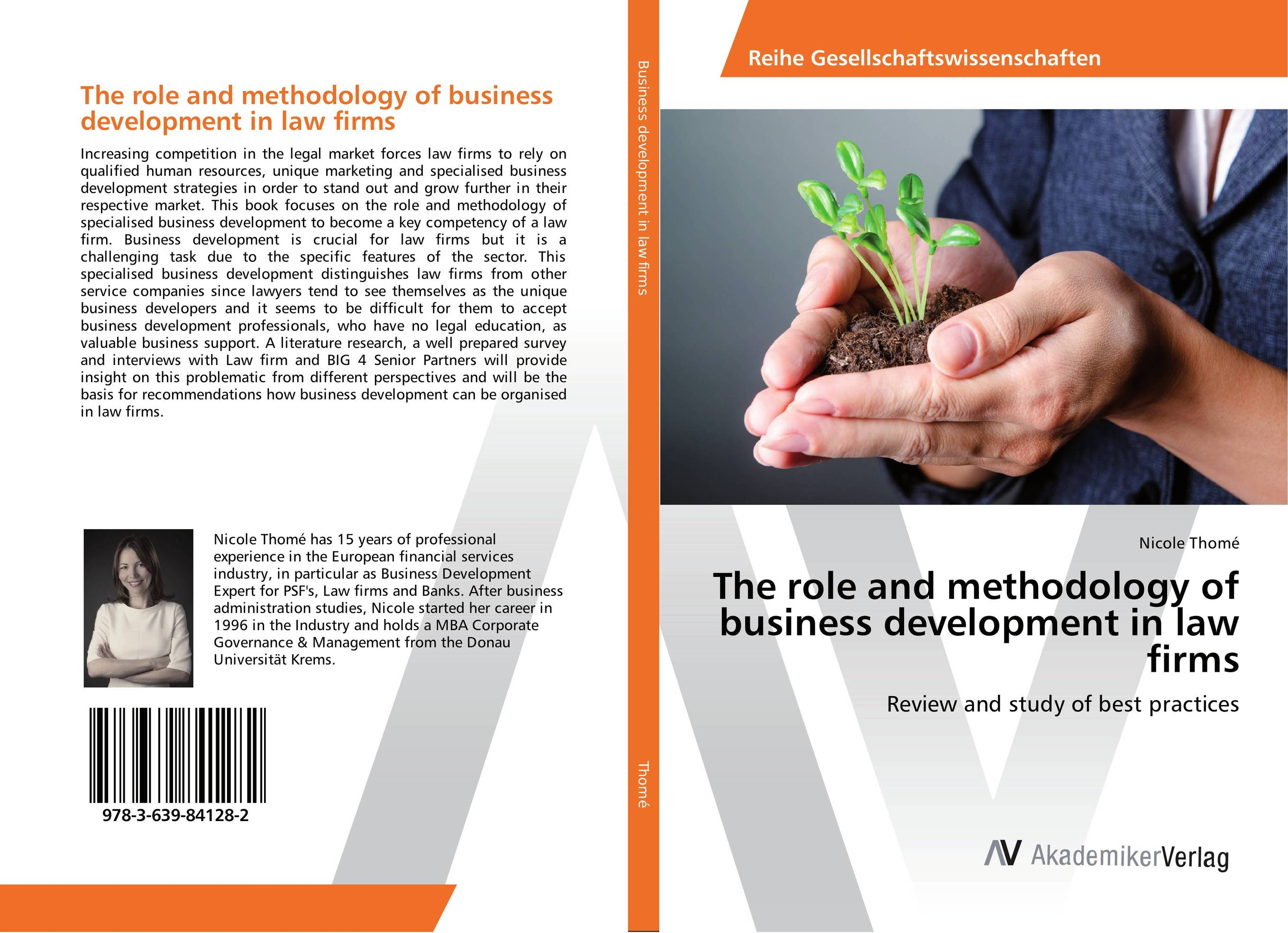 The role and methodology of business development in law firms