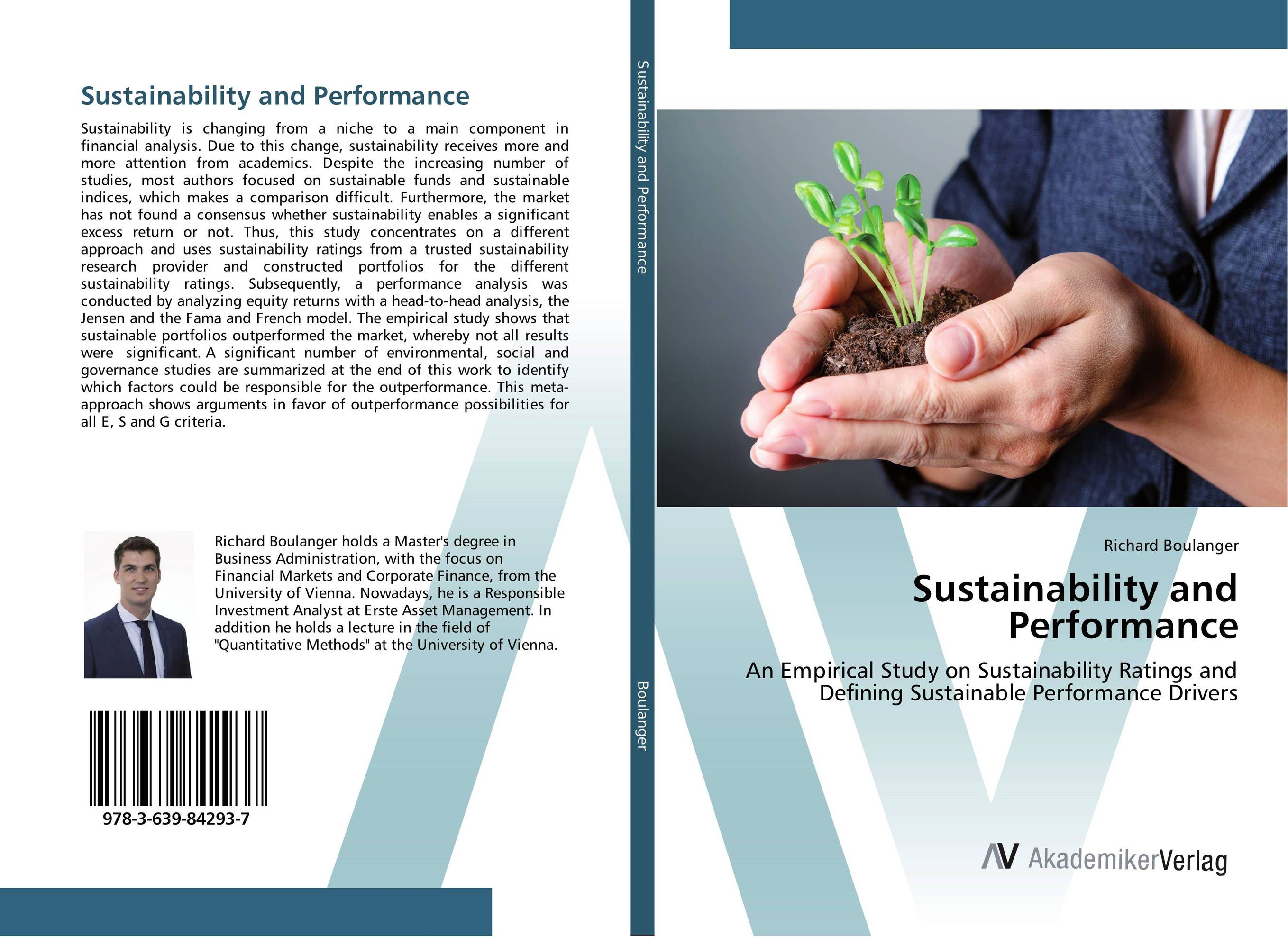 Sustainability and Performance sustainability and the sovereign bond market