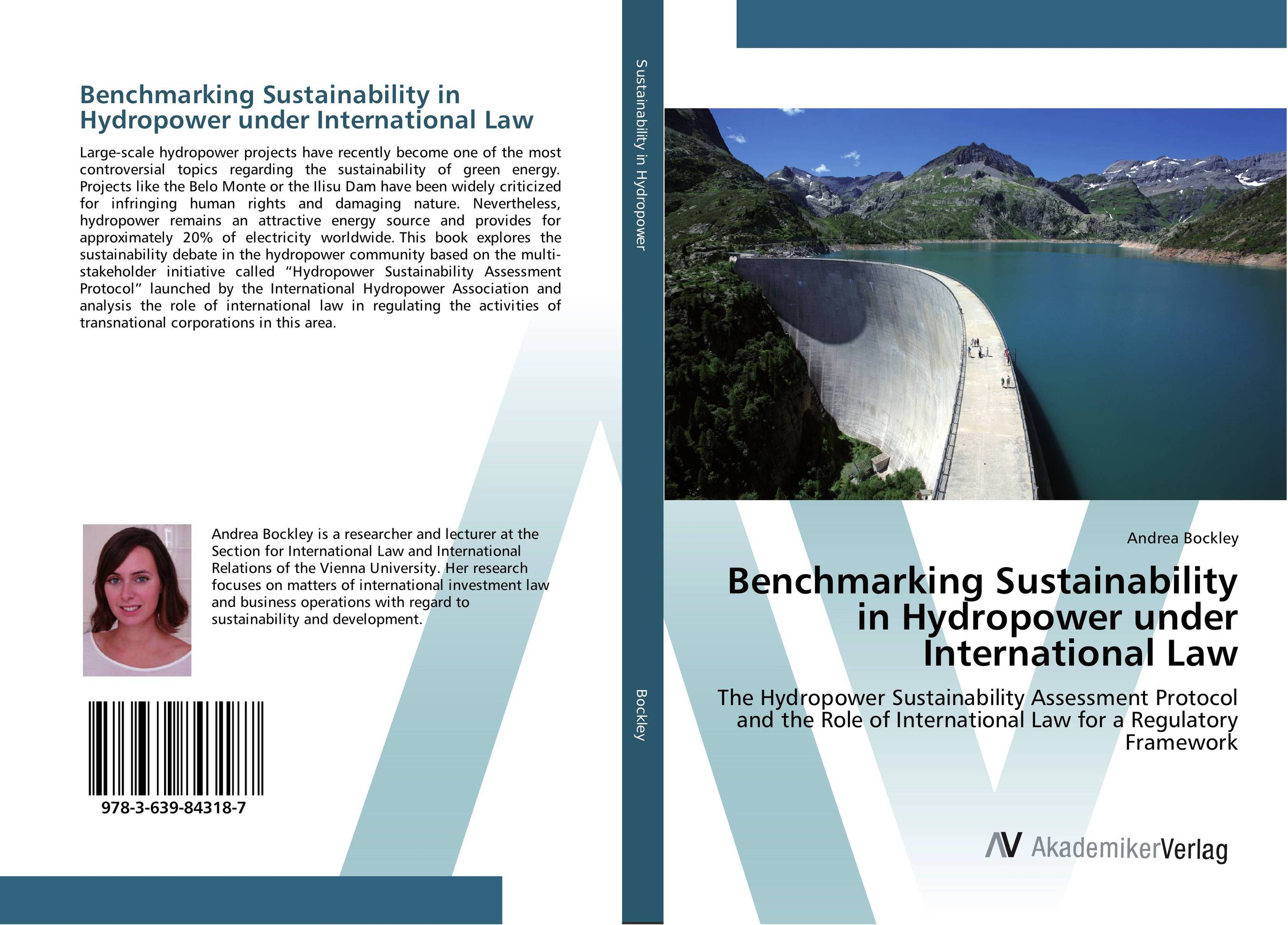 Benchmarking Sustainability in Hydropower under International Law tobias h keller telecommunications law under the light of convergence