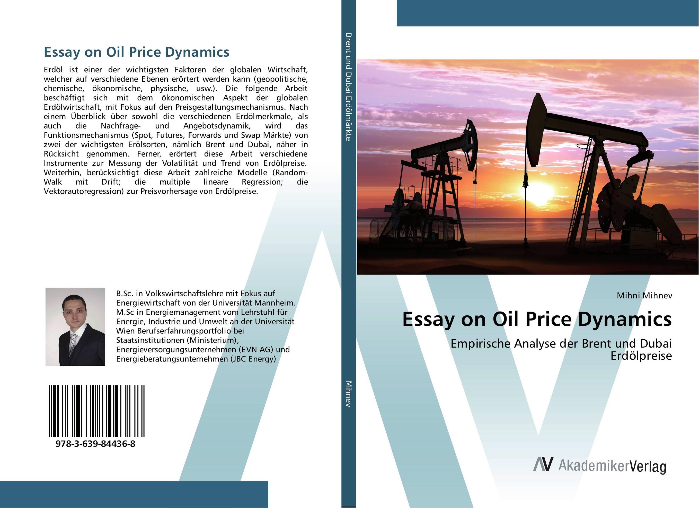 essay on oil prices