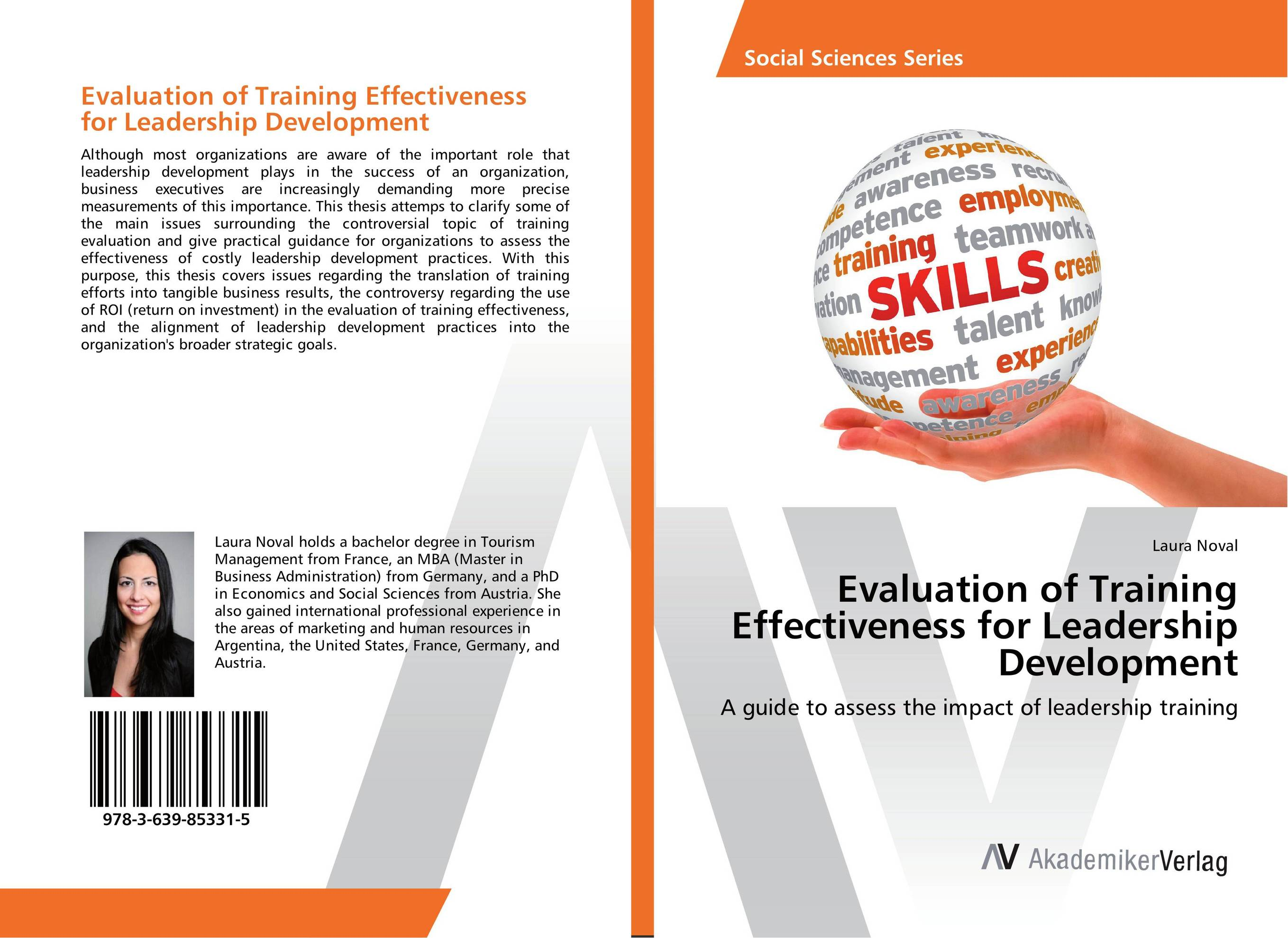 Evaluation of Training Effectiveness for Leadership Development