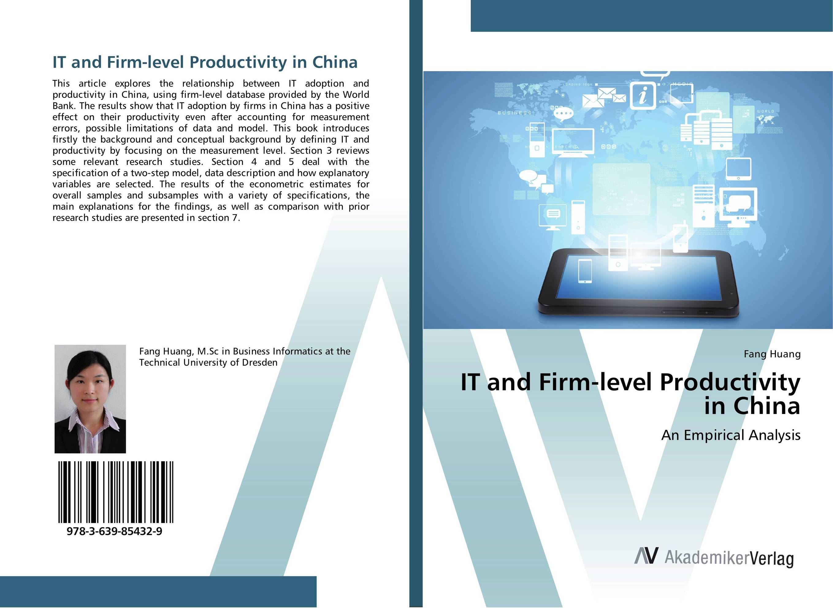 IT and Firm-level Productivity in China the comedy of errors