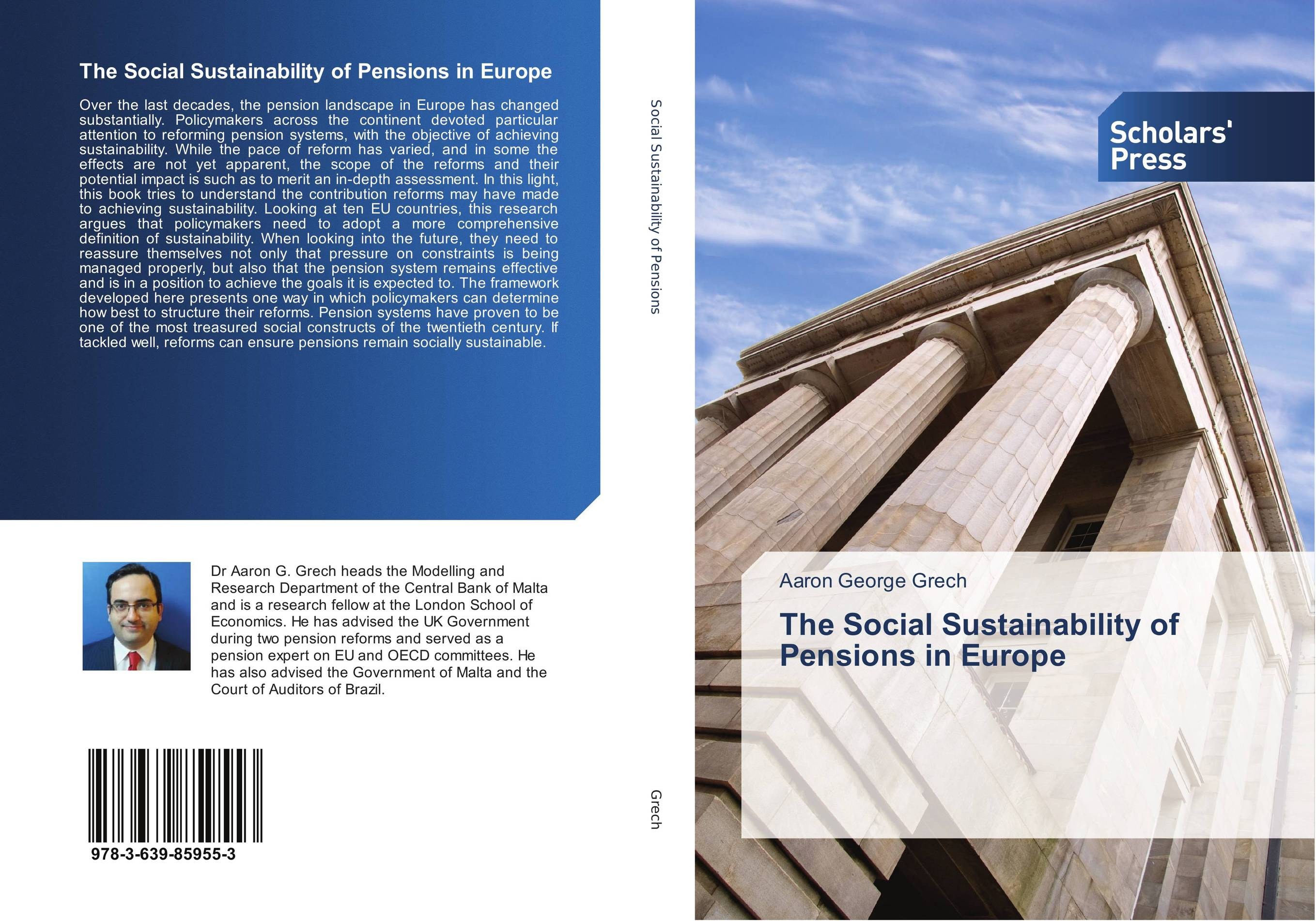 The Social Sustainability of Pensions in Europe the future of europe – reform or decline
