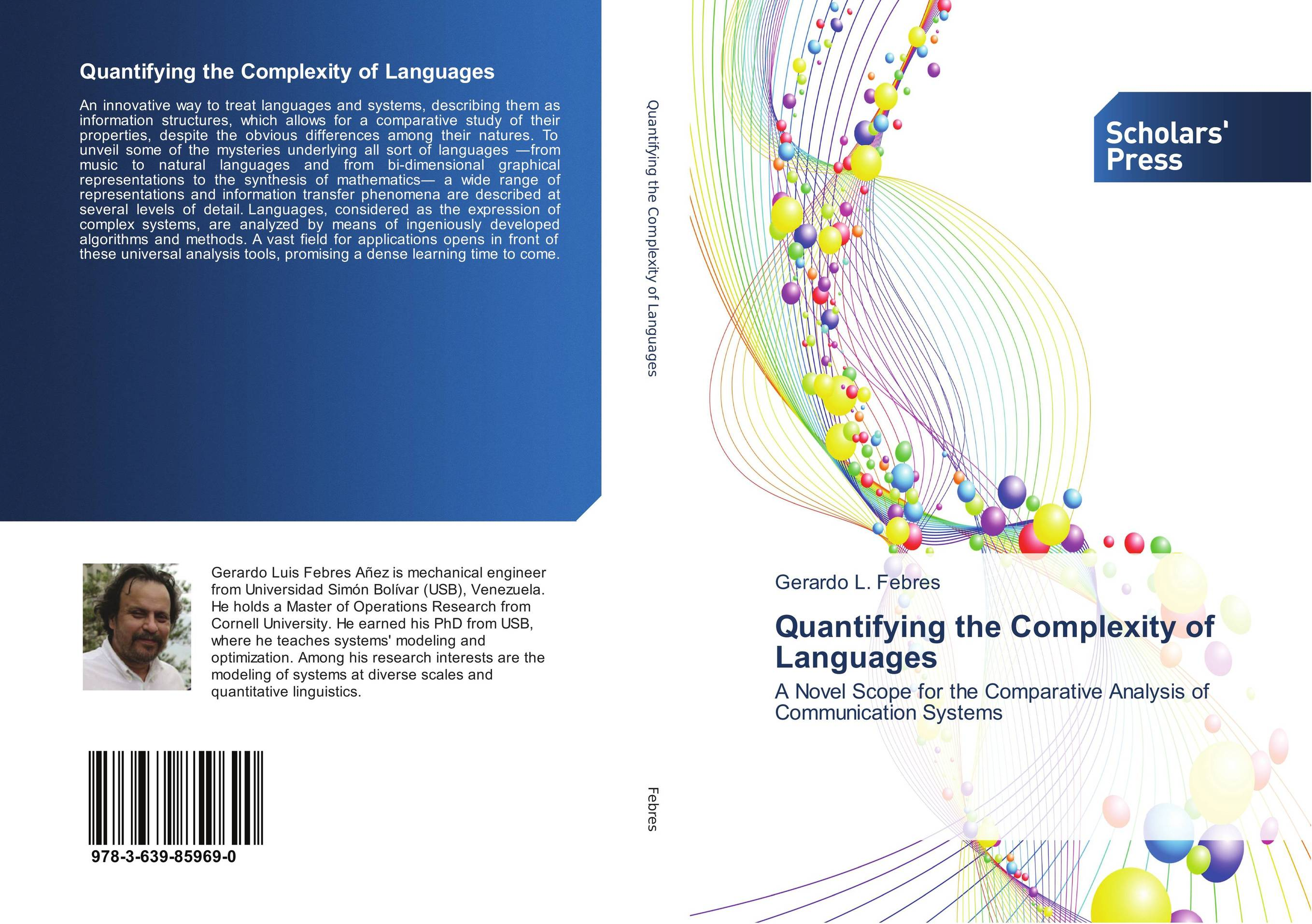 Quantifying the Complexity of Languages купить