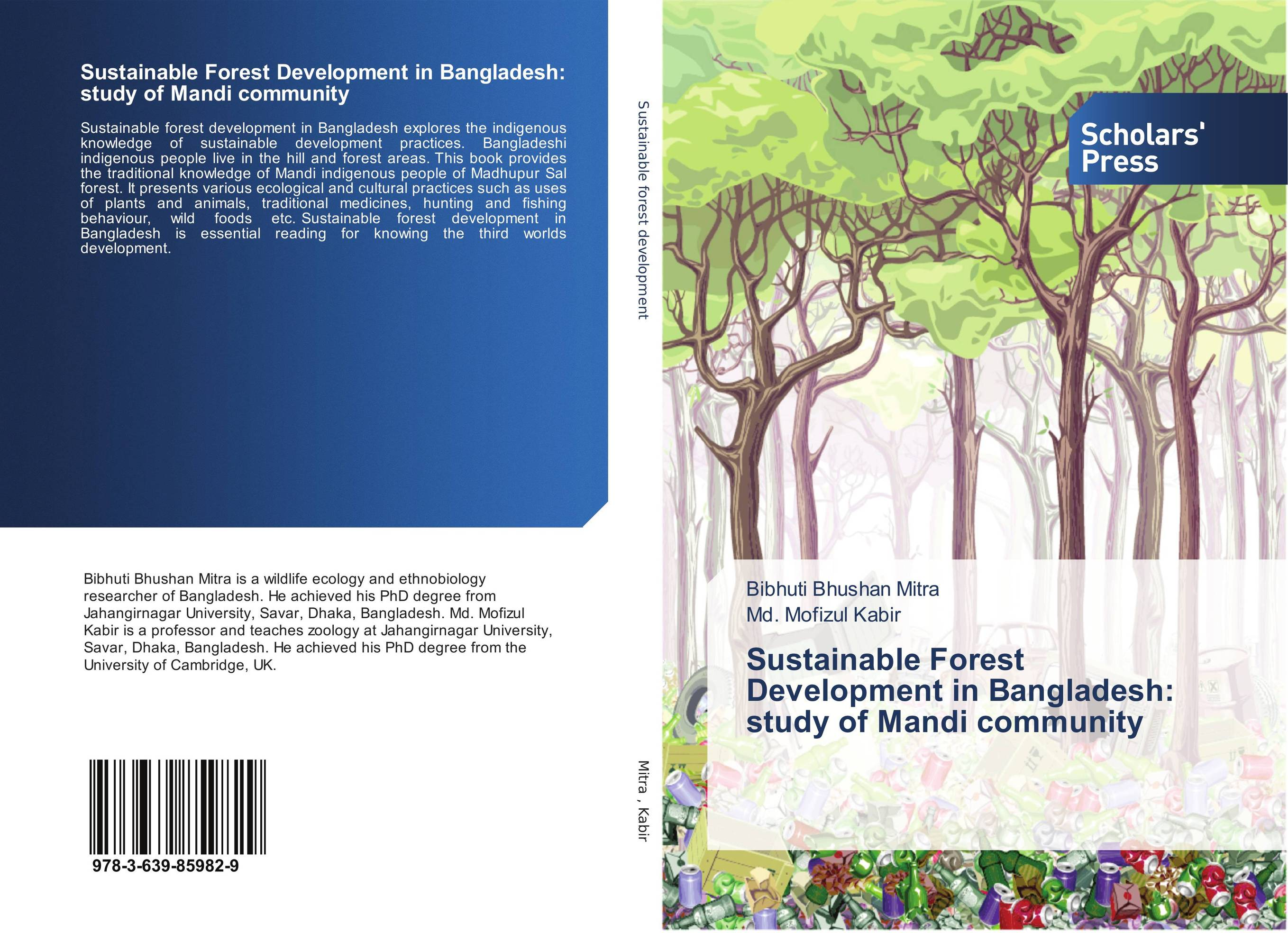Sustainable Forest Development in Bangladesh: study of Mandi community administrative corruption in bangladesh a behavioural study