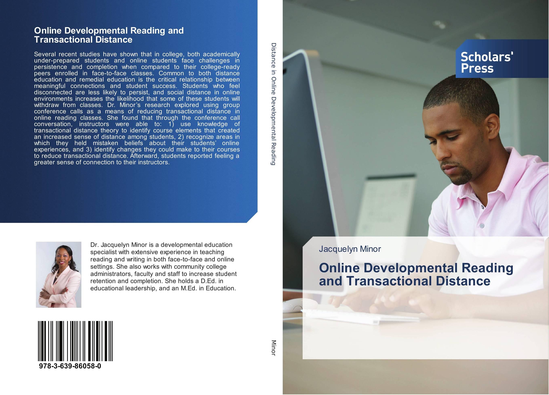 Online Developmental Reading and Transactional Distance sense and sensibility