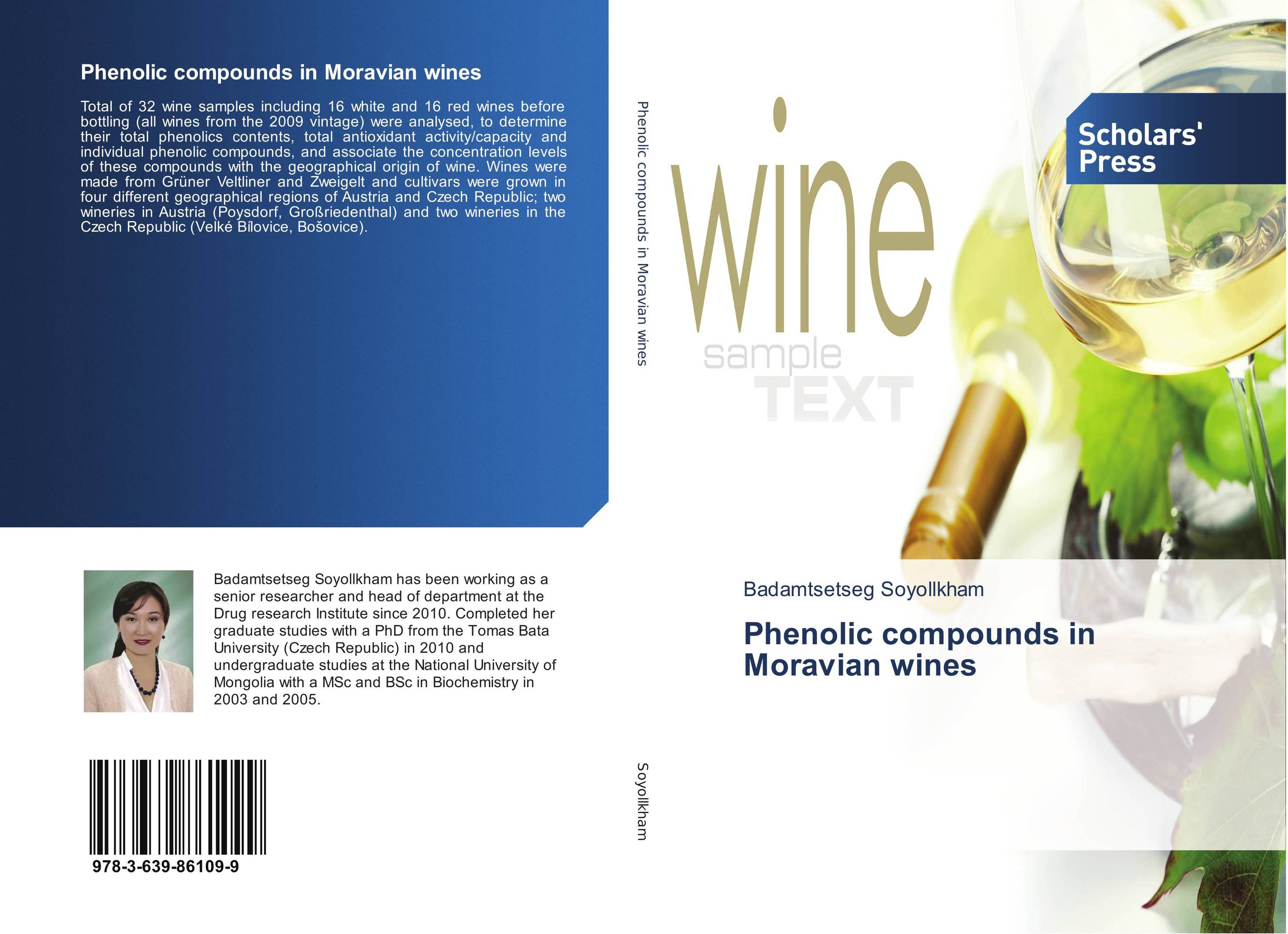 Phenolic compounds in Moravian wines the constitution of the republic of austria