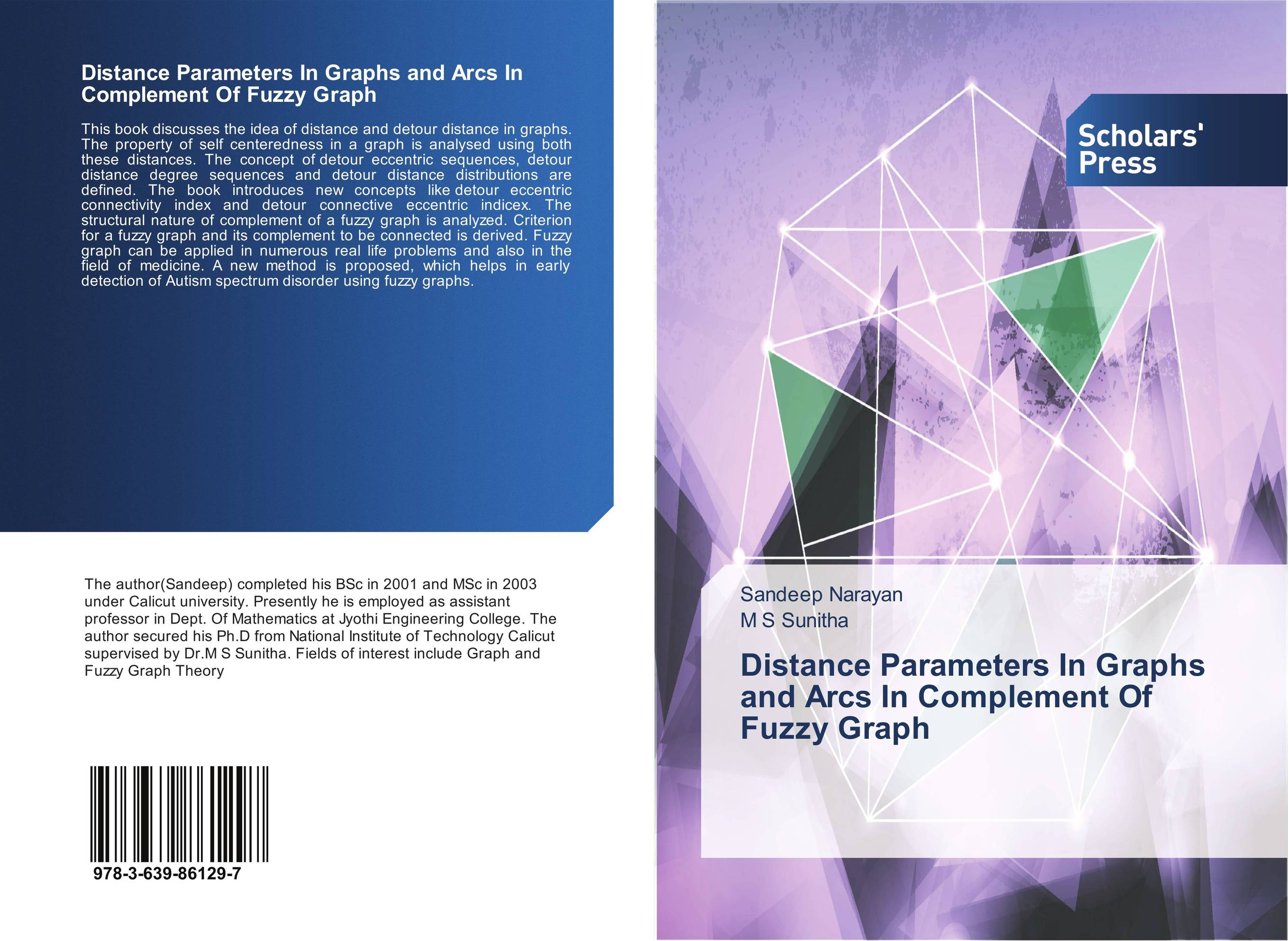 Distance Parameters In Graphs and Arcs In Complement Of Fuzzy Graph fuzzy graphs