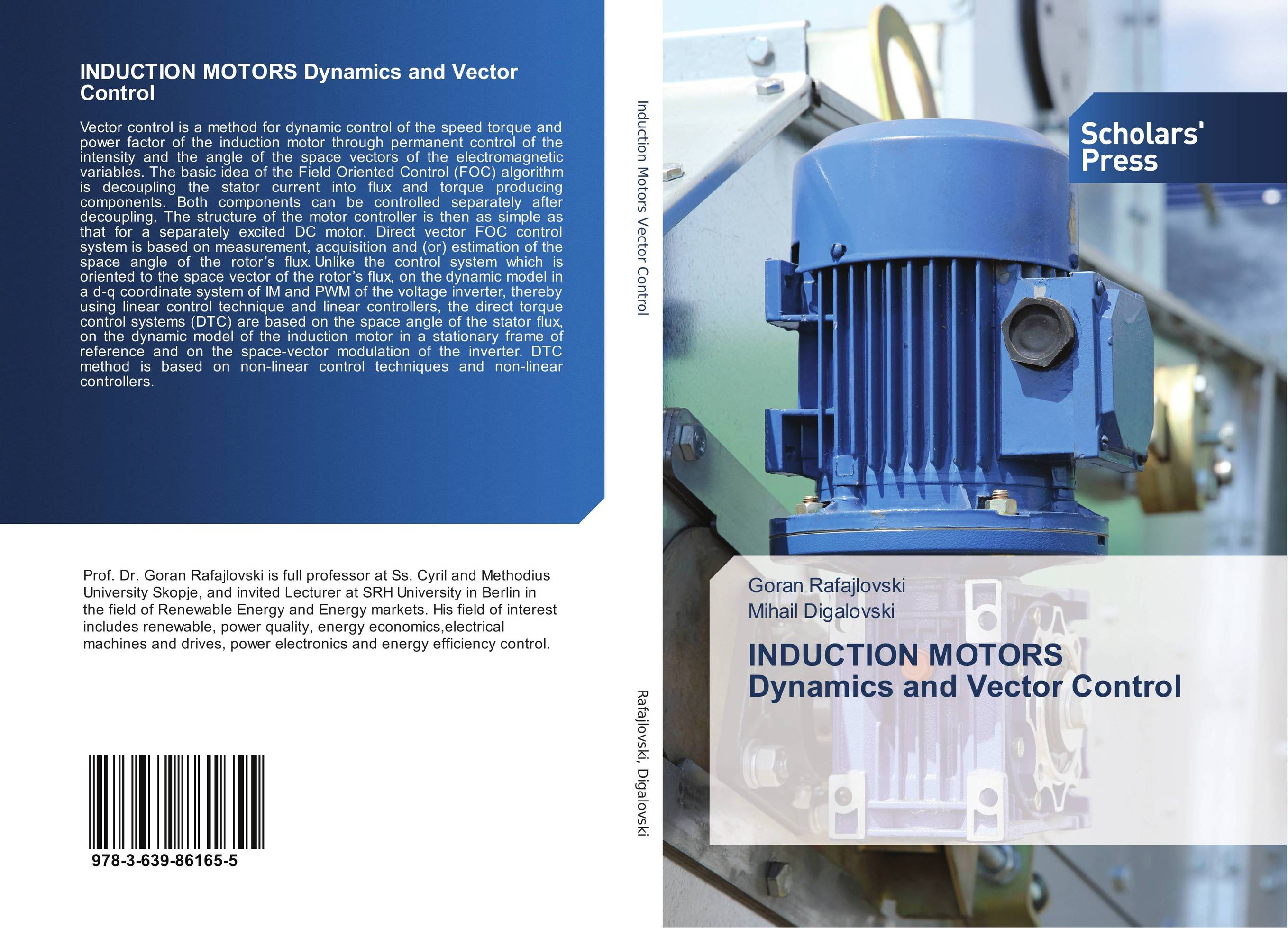 INDUCTION MOTORS Dynamics and Vector Control complete dynamic analysis of stewart platform based on workspace