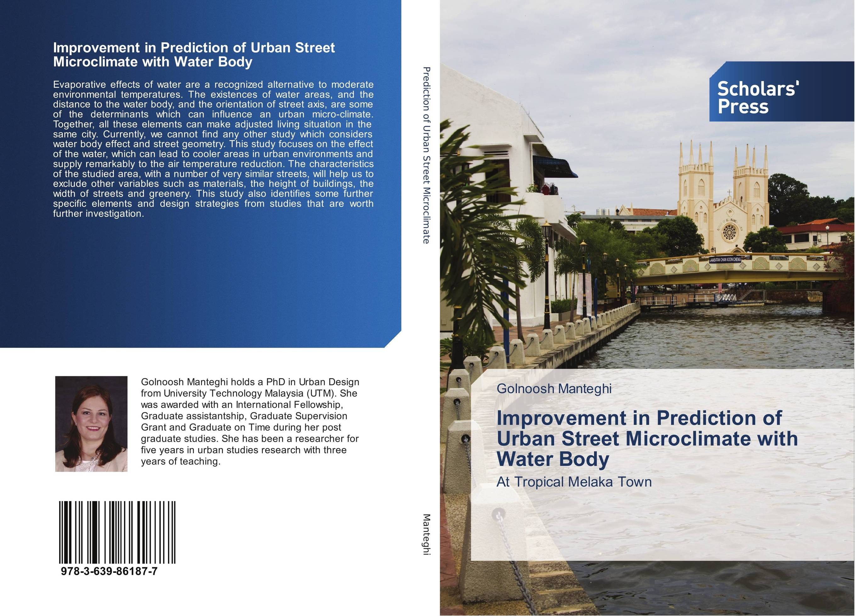 Improvement in Prediction of Urban Street Microclimate with Water Body bride of the water god v 3