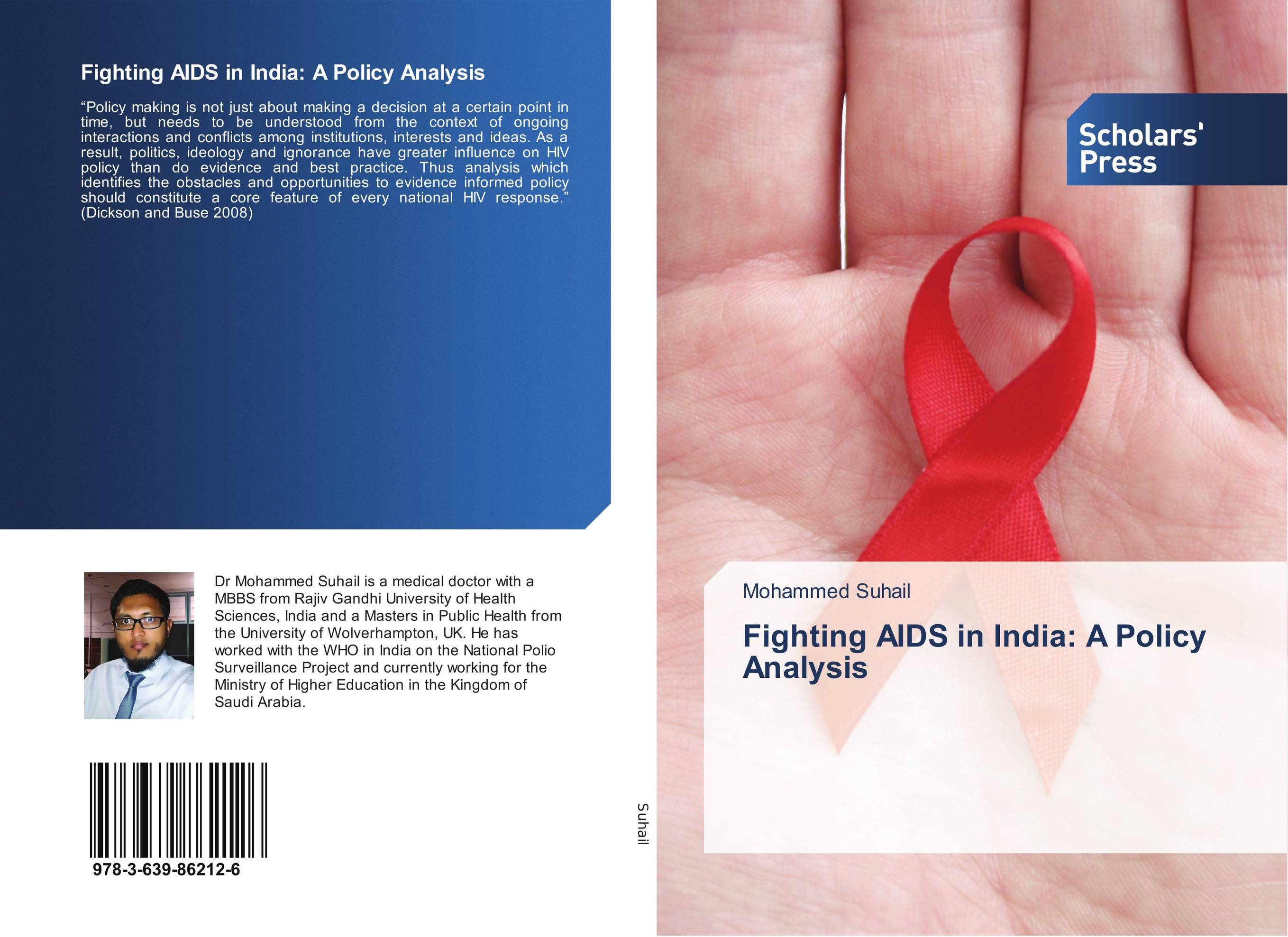 Fighting AIDS in India: A Policy Analysis obstacles to shared decision making in psychiatric practice