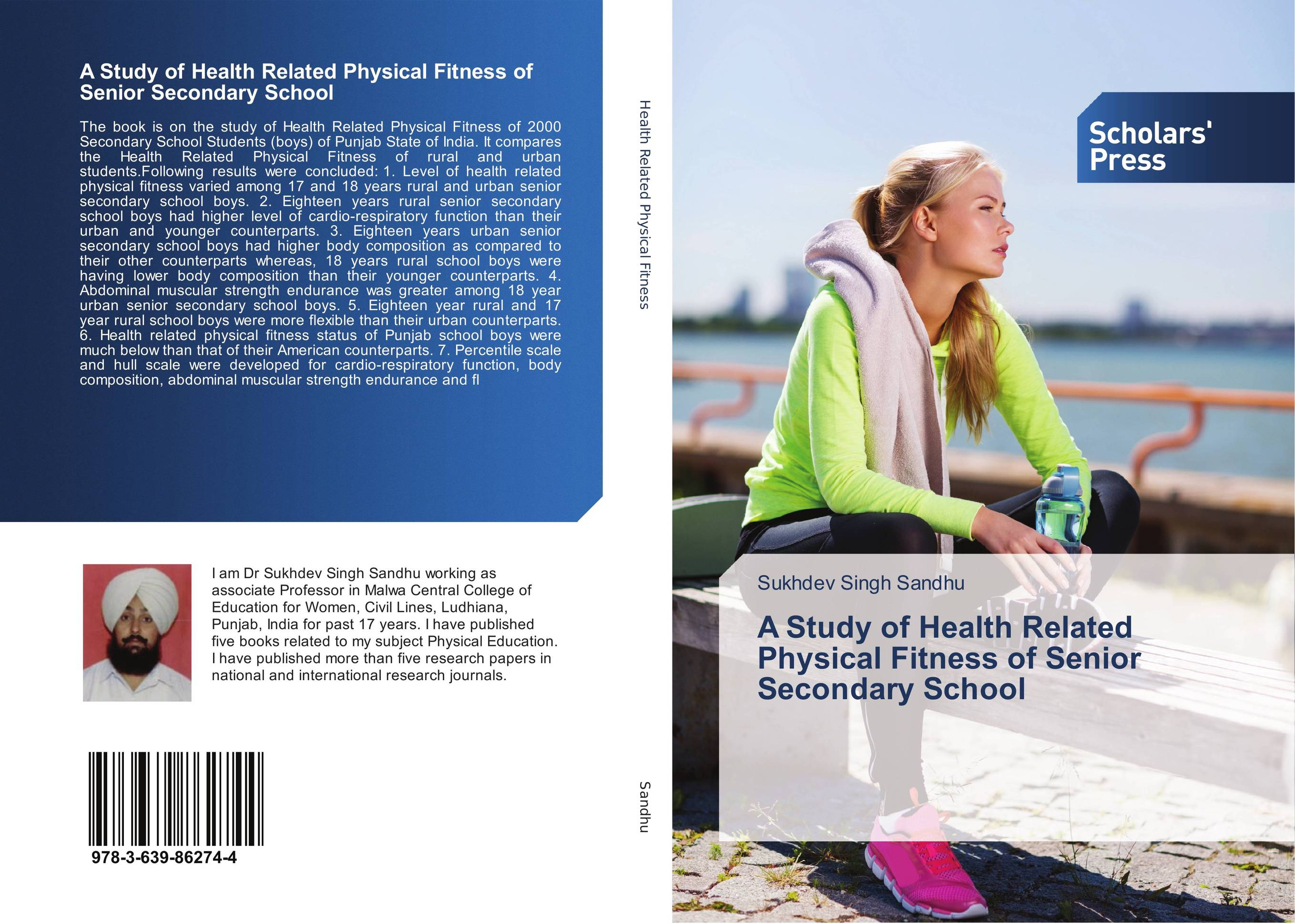 A Study of Health Related Physical Fitness of Senior Secondary School provash das piyali mishra and madhab chandra ghosh fitness and skill of rural and urban soccer players of west bengal