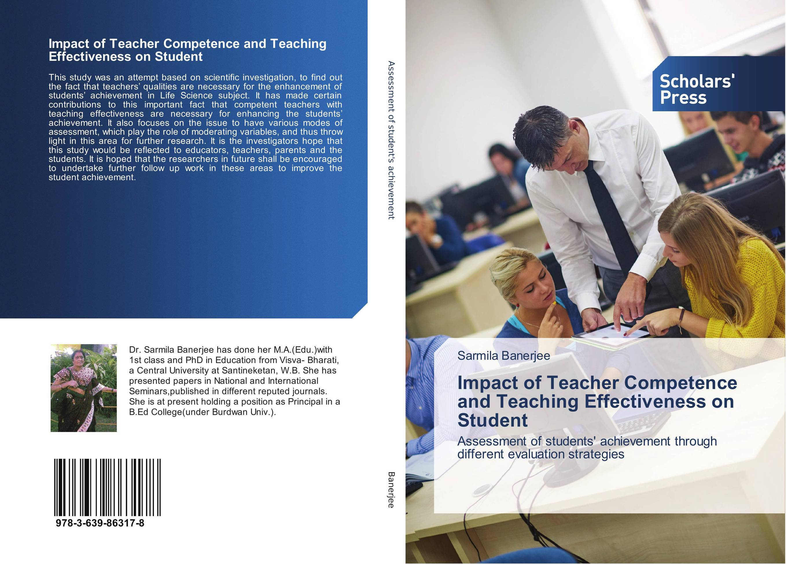Impact of Teacher Competence and Teaching Effectiveness on Student ict application impact on 10 11 year learners' mathematical competence