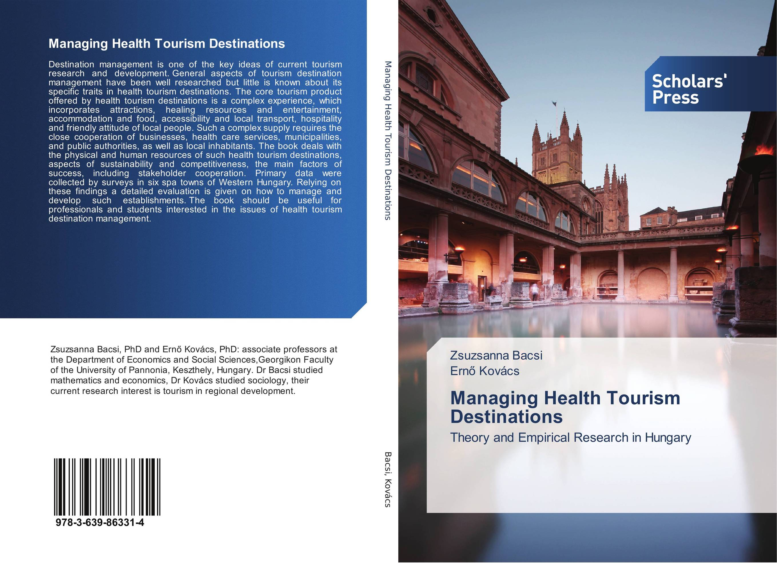 Managing Health Tourism Destinations